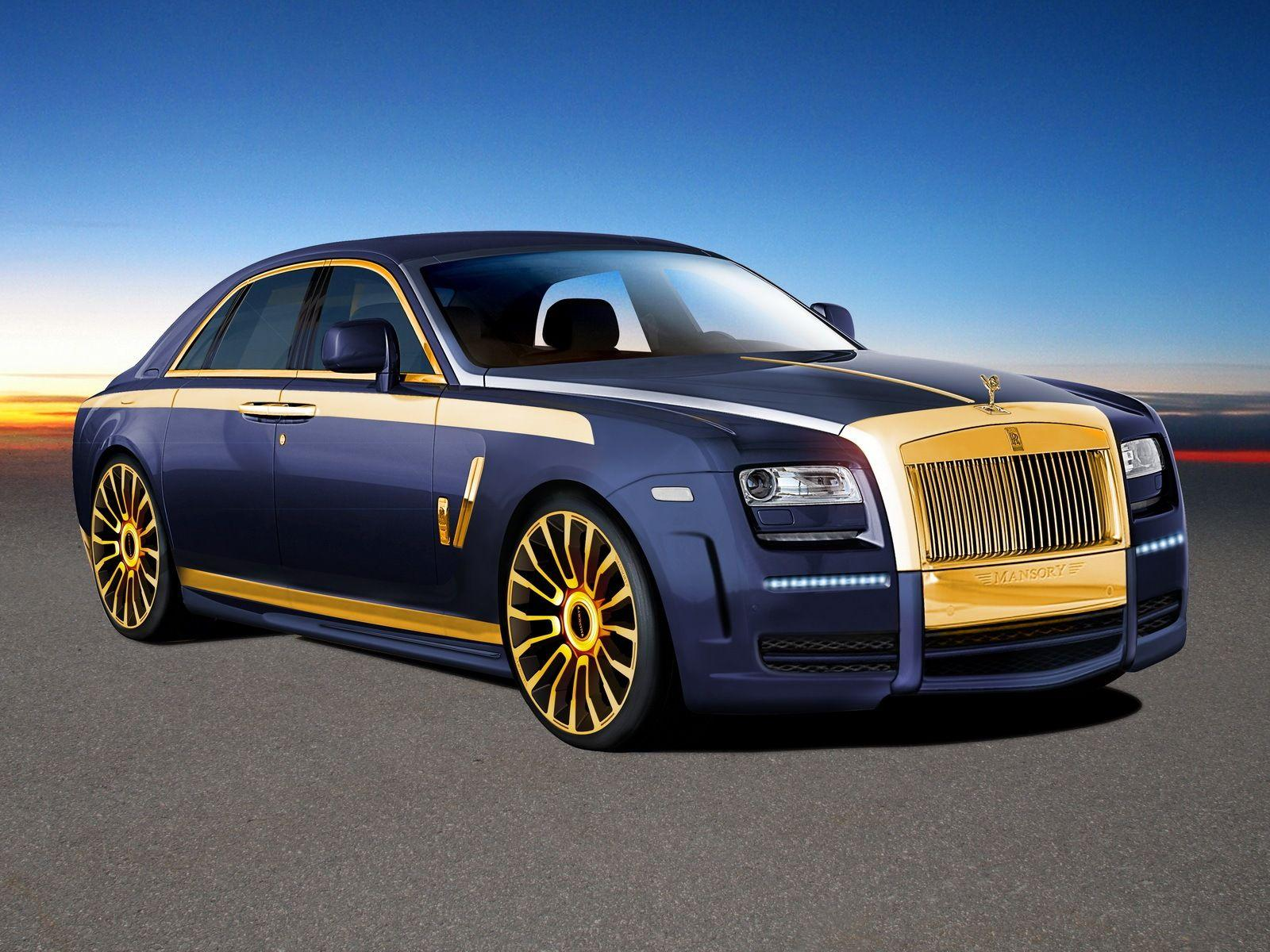 Rolls Royce Ghost HD Wallpaper, Backgrounds Image