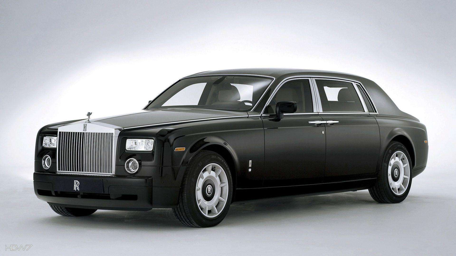 rolls royce phantom extended wheelbase 2005 car hd wallpapers