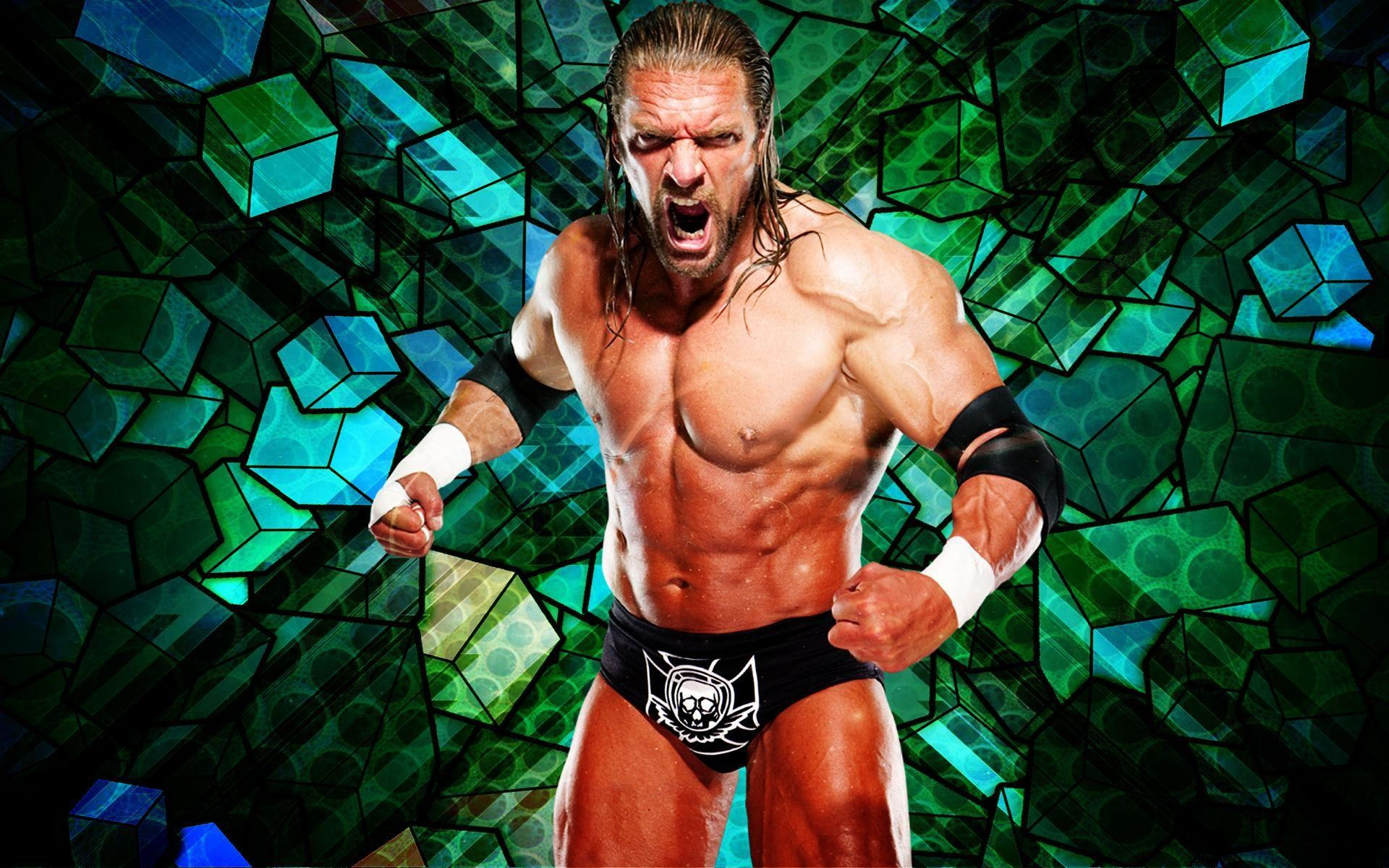 Wwe The Game Triple H Wallpapers Wallpaper Cave