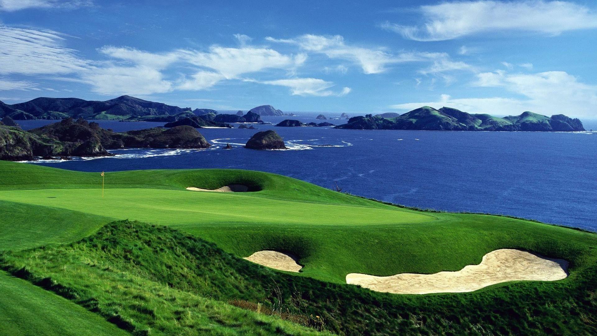 Hd Golf Wallpapers Wallpaper Cave
