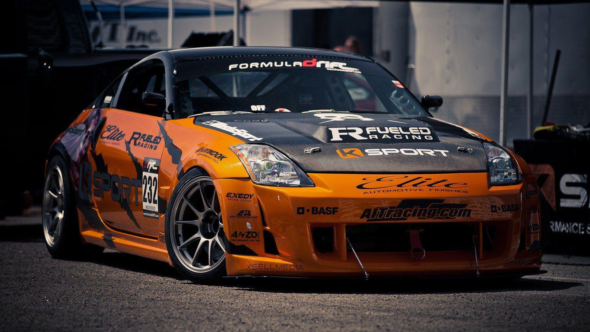 nissan 350z tuning drift wallpapers wallpaper cave. Black Bedroom Furniture Sets. Home Design Ideas