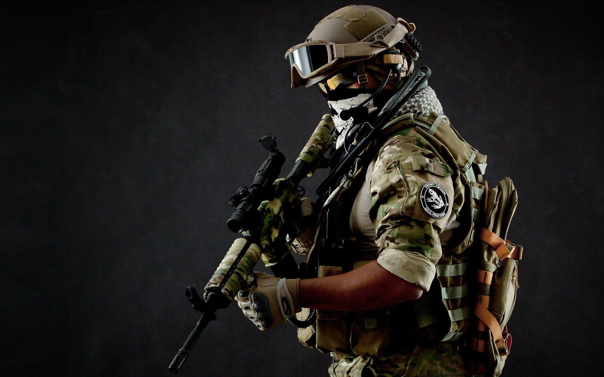 Military 3D Wallpapers - Wallpaper Cave