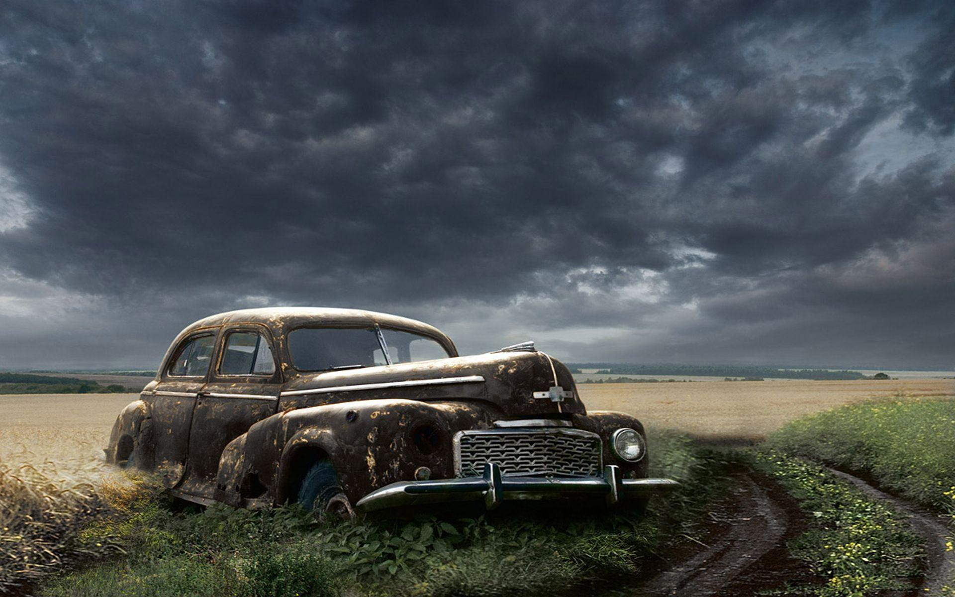 Old Car Wallpapers Hd Wallpaper Cave
