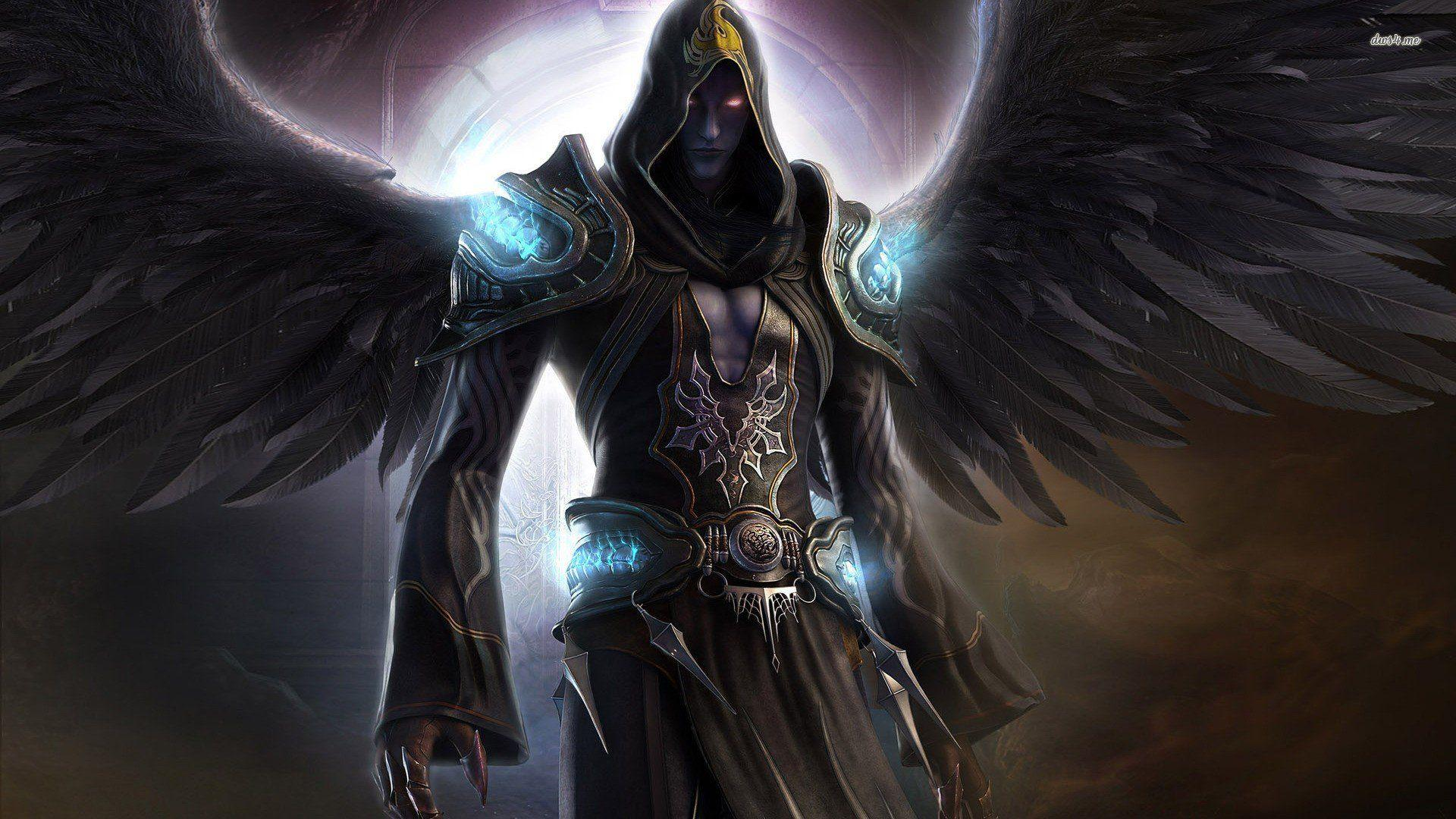 Free Grim Reaper With Wings Wallpapers Mobile « Long Wallpapers