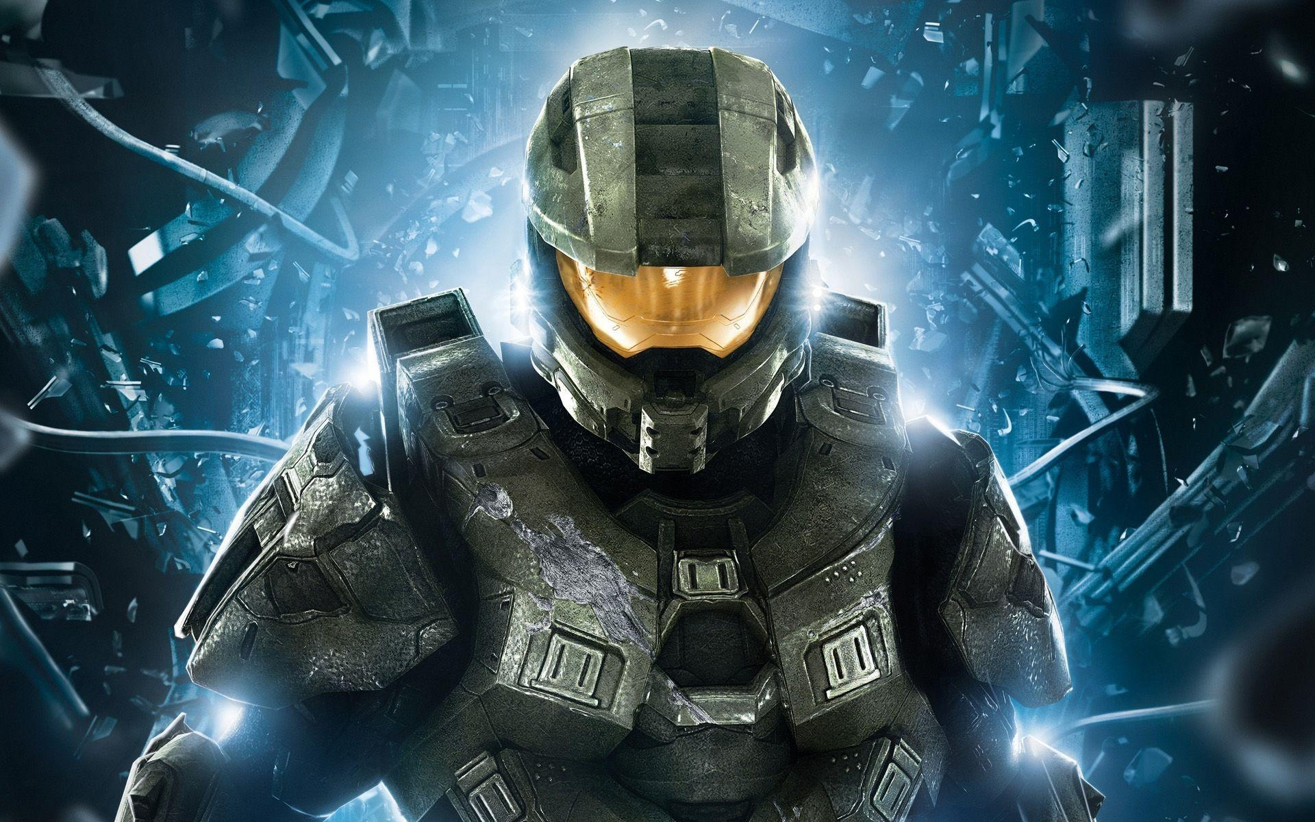 Master Chief Halo 4 Wallpapers Wallpaper Cave