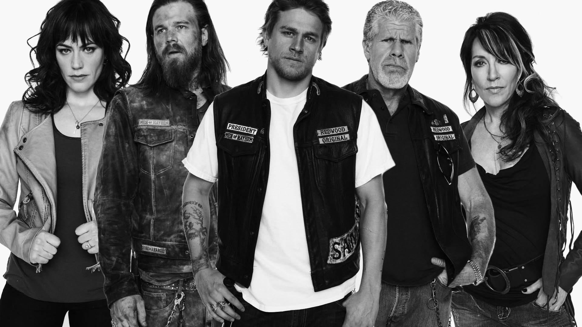 Sons Of Anarchy Jax Teller Wallpapers Wallpaper Cave