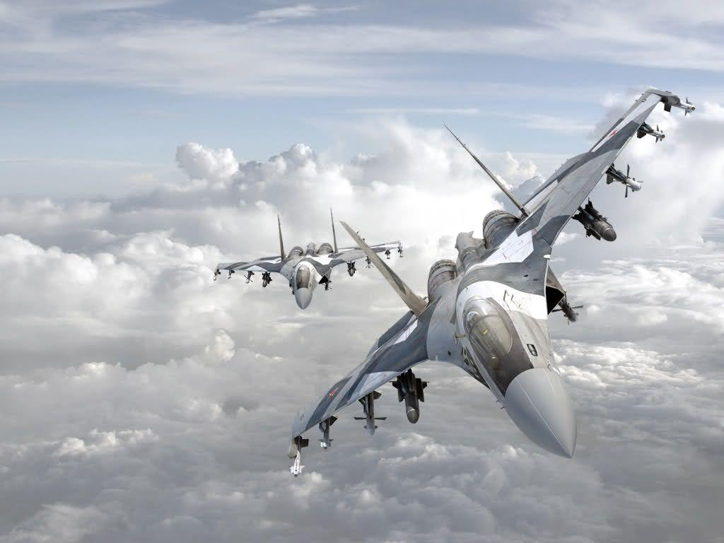Sukhoi Su-35 Wallpapers and Background Images - stmed.net