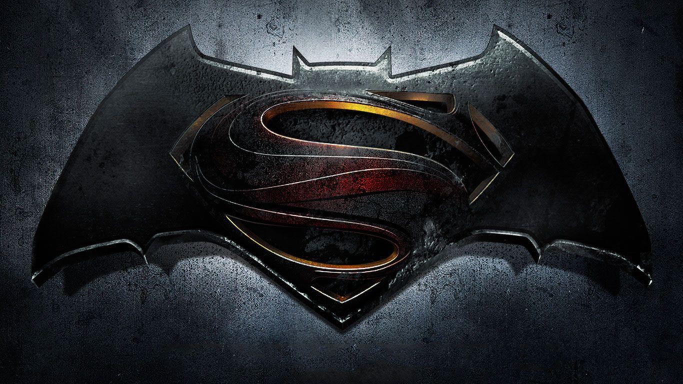 Superman Batman Symbol Wallpapers Wallpaper Cave
