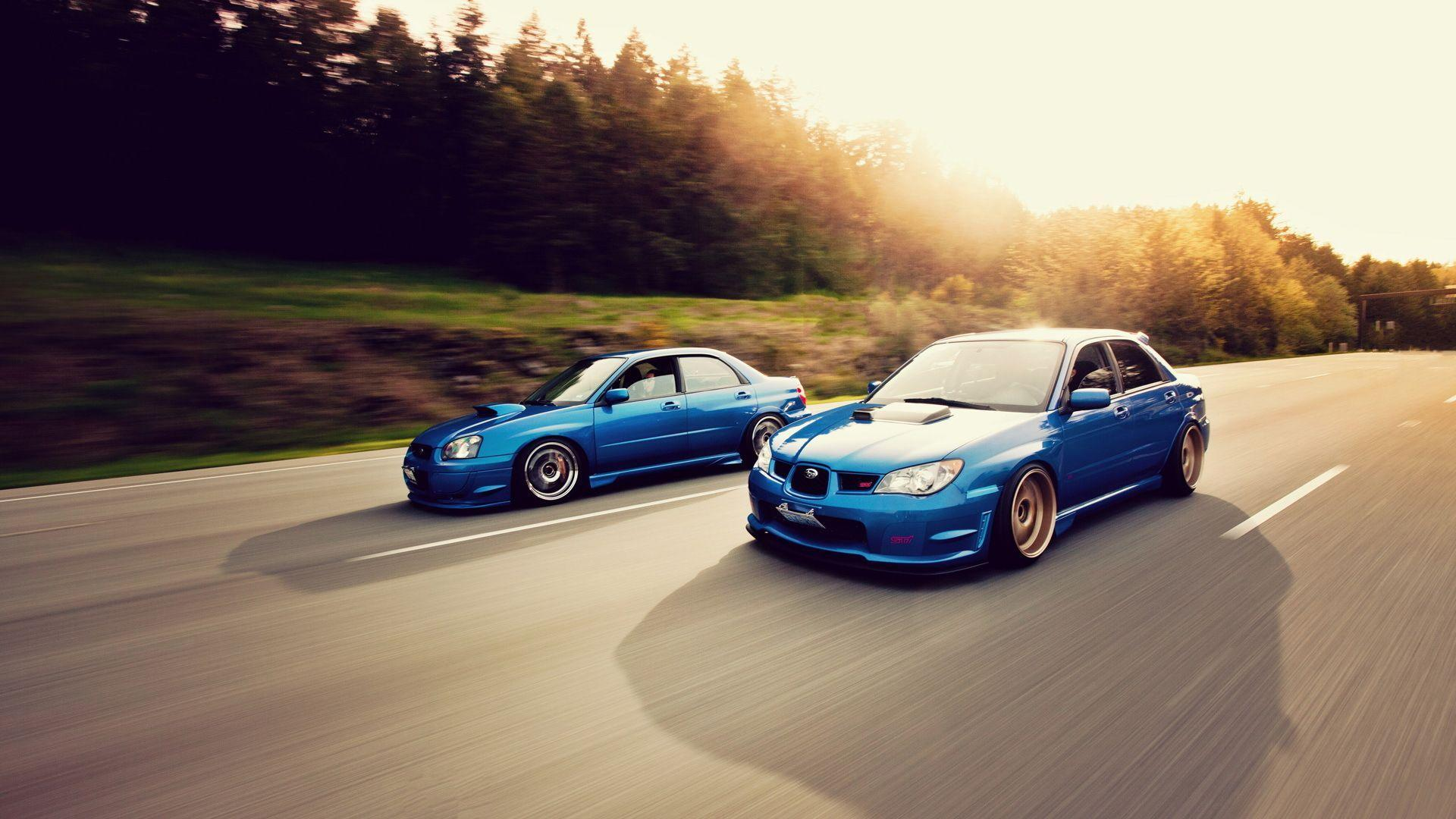 View Of Subaru Impreza Wallpapers : Hd Car Wallpapers | Subaru ...