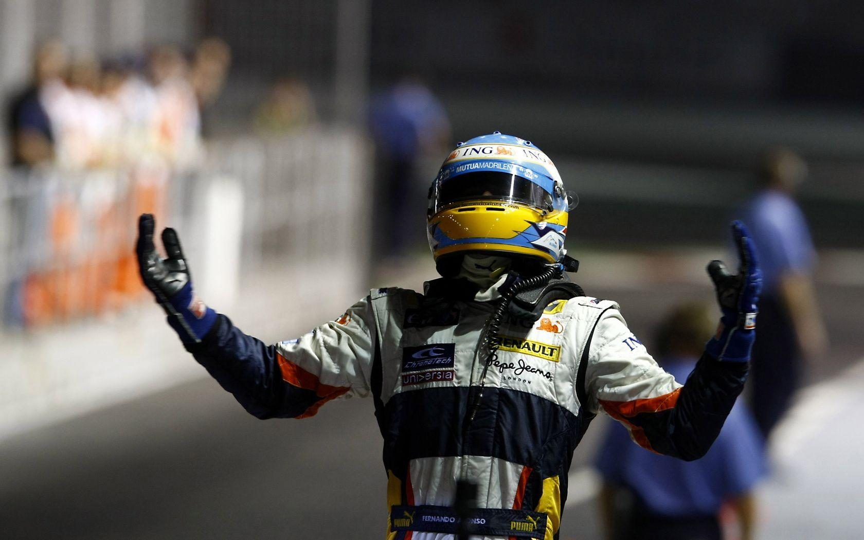 Fernando Alonso Wallpaper and Background Image | 1680x1050 | ID ...