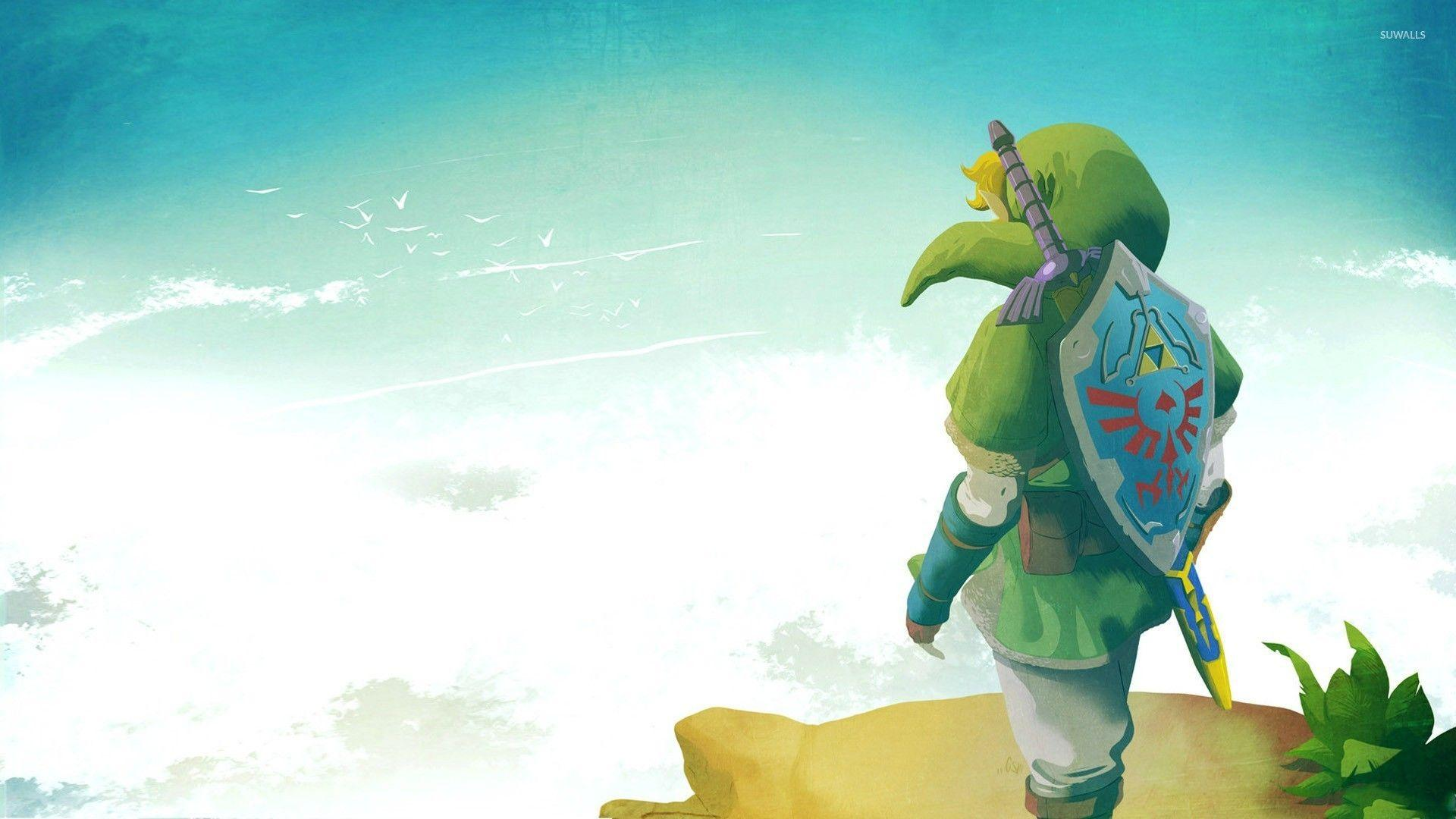 The Legend of Zelda: A Link to the Past [2] wallpapers
