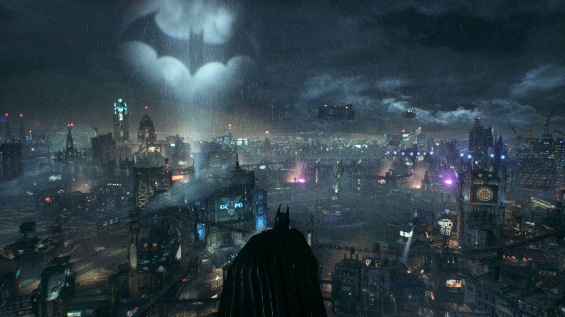 Wallpapers gotham city wallpaper cave - Gotham wallpaper ...