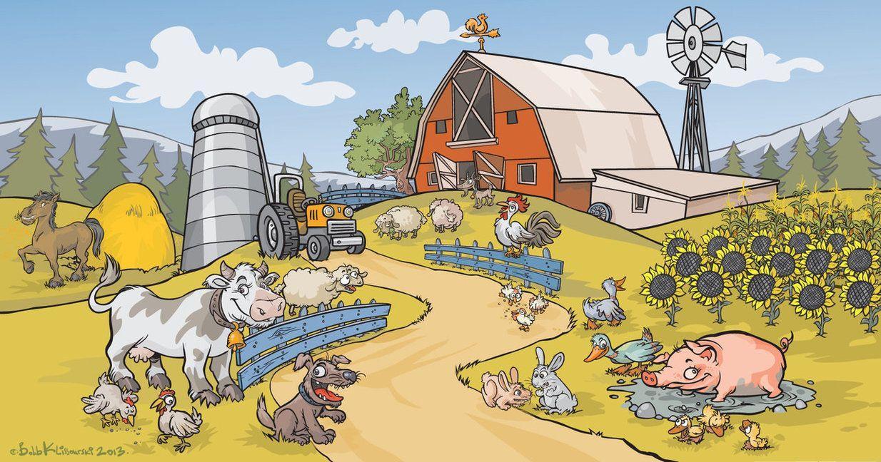 Теплым, сельское хозяйство картинки прикольные