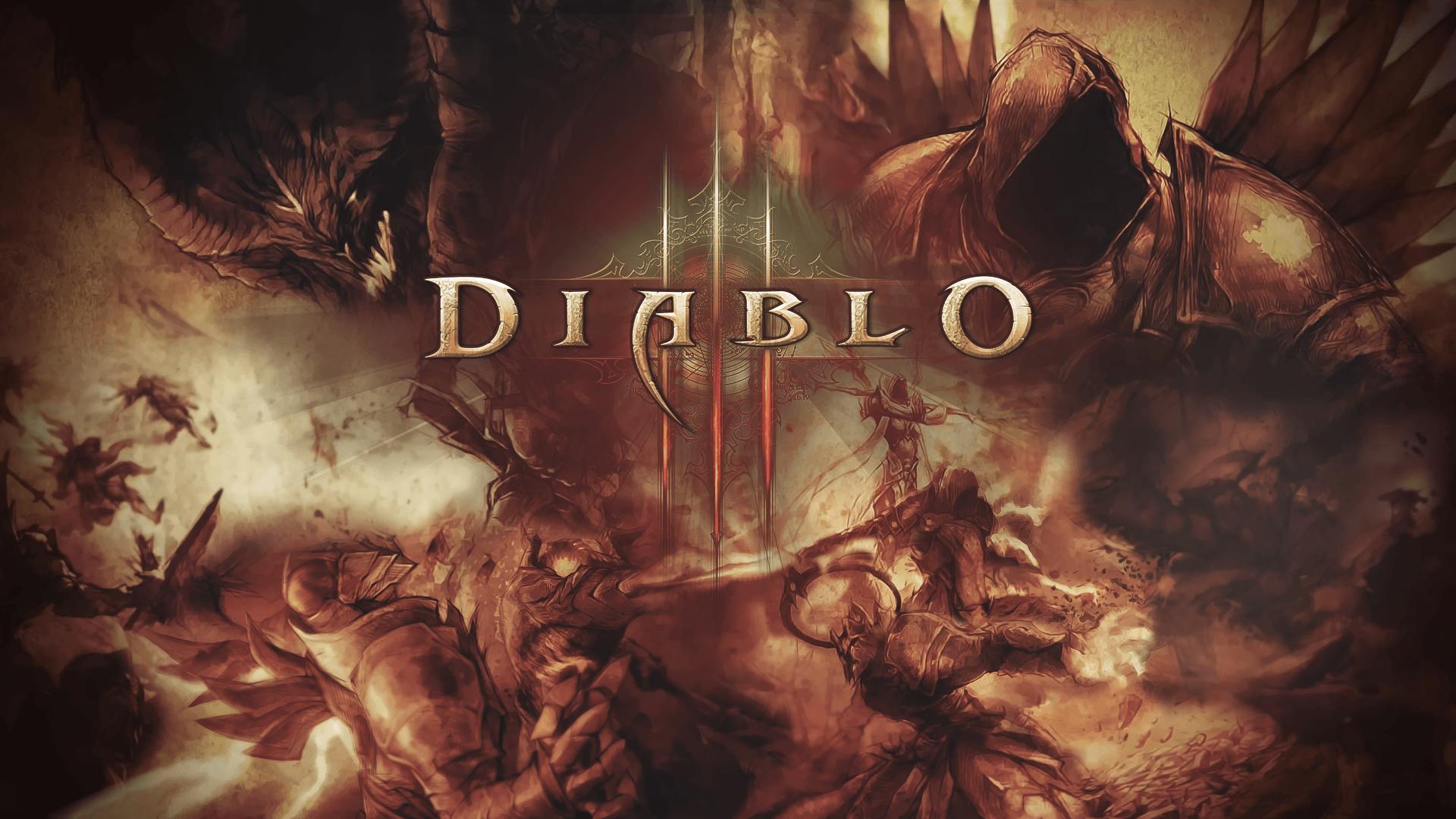 Diablo 3 Wallpapers HD Group (70+)