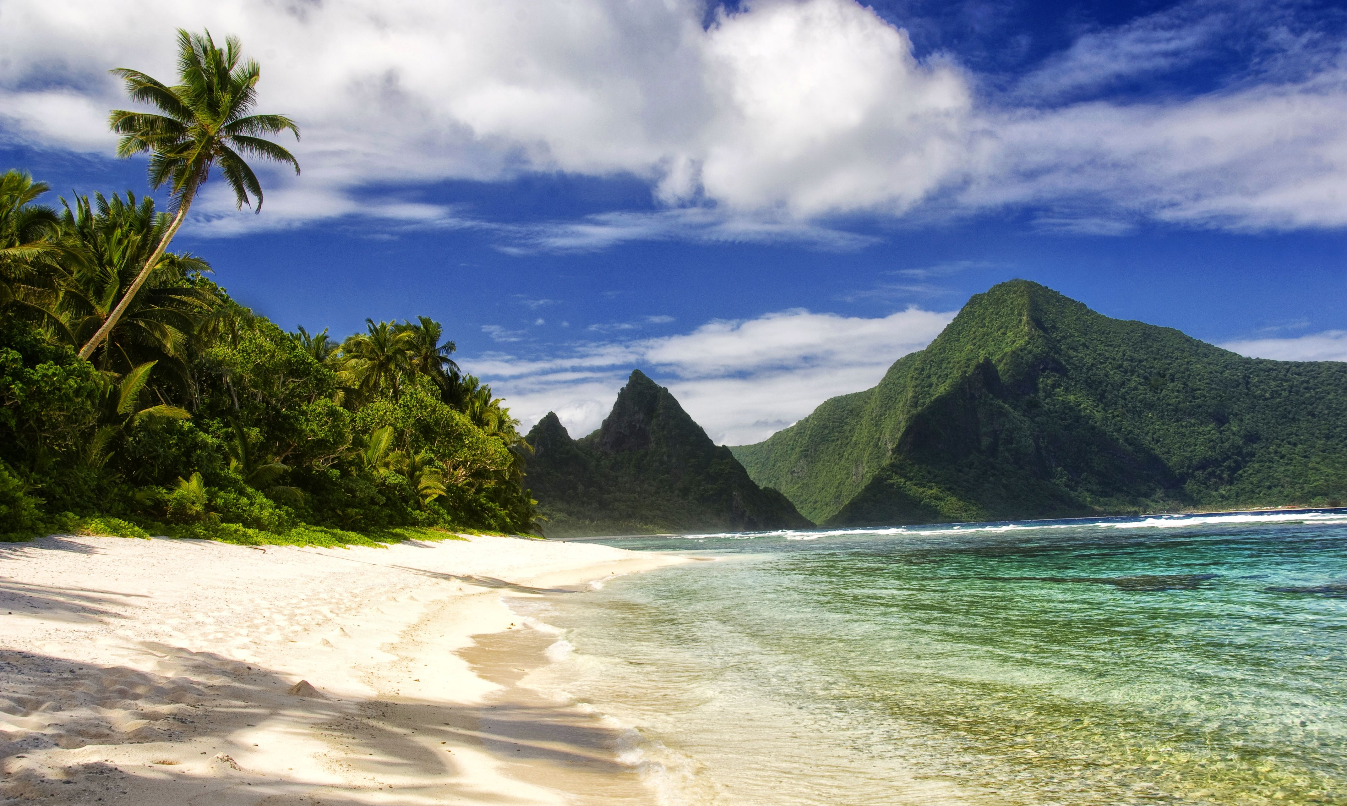 HD Images Samoa Collection
