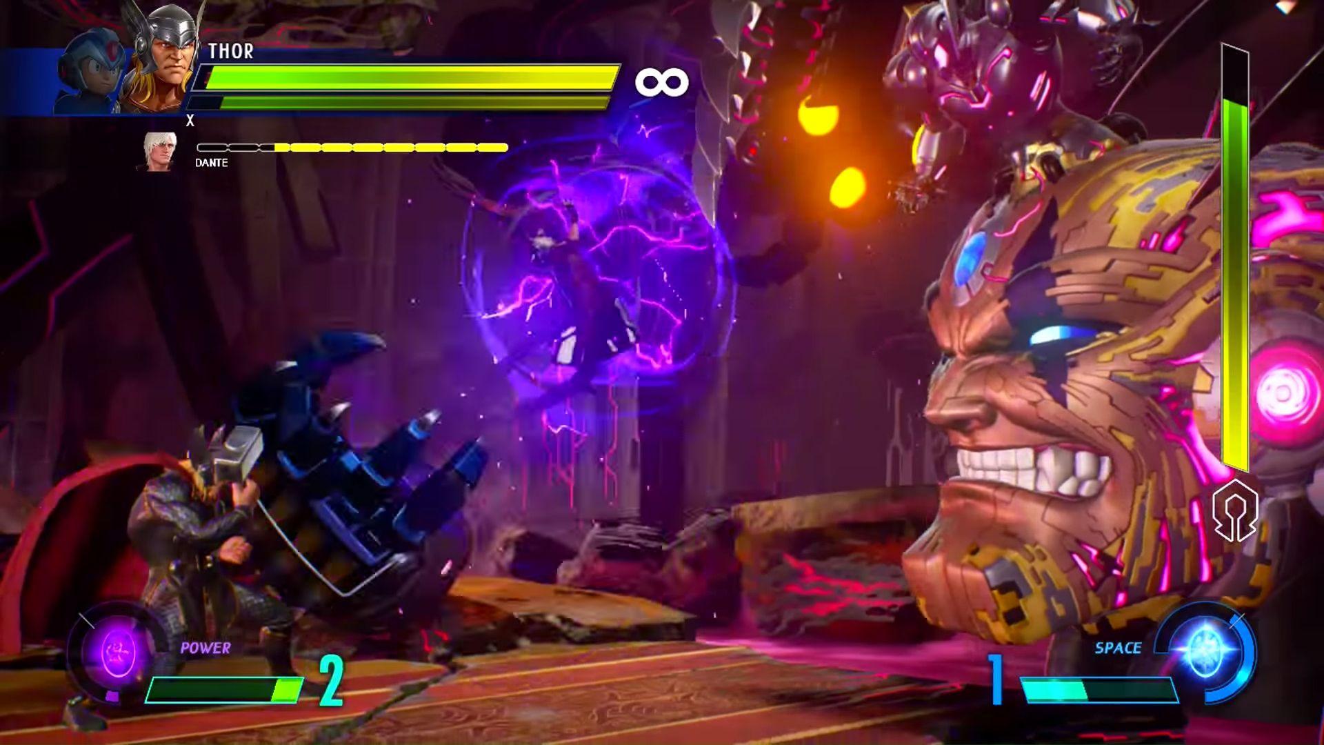 Marvel Vs Capcom Backgrounds Wallpaper Cave
