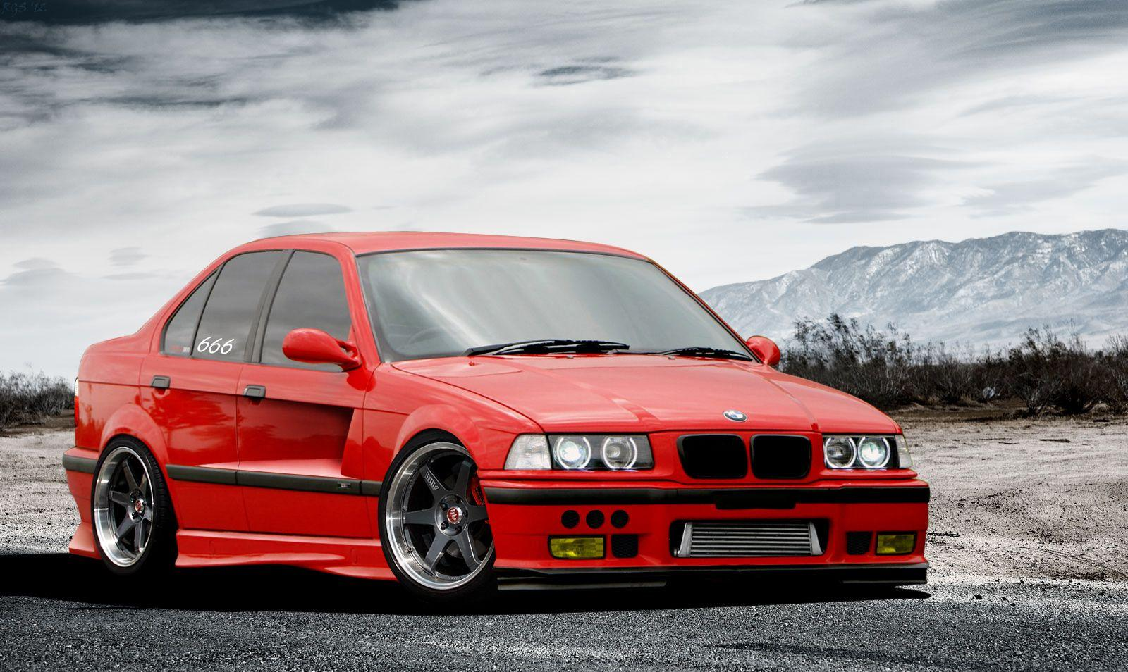 Red E36 Wallpapers Wallpaper Cave