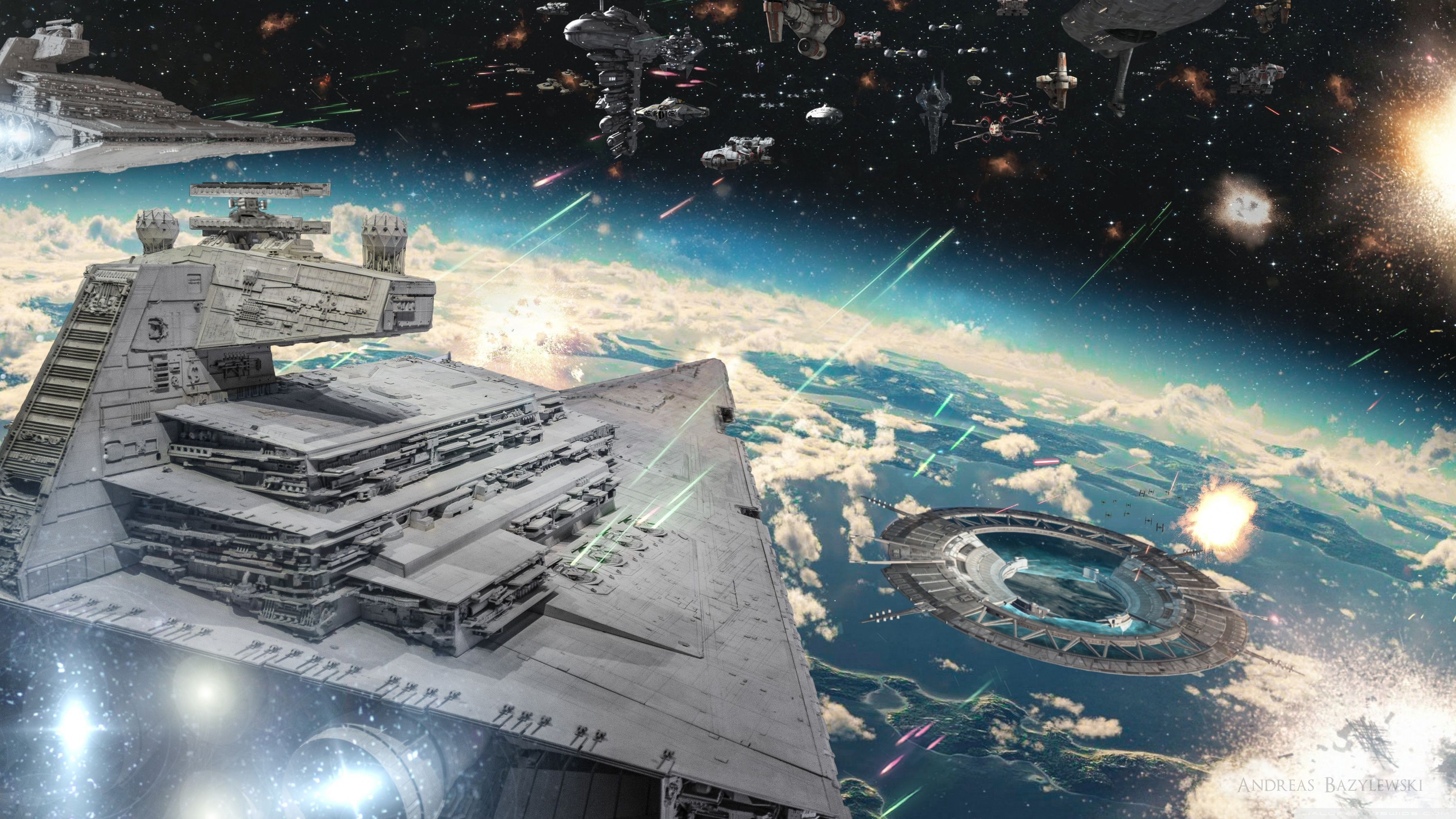 Imperial Star Destroyer Wallpapers Wallpaper Cave