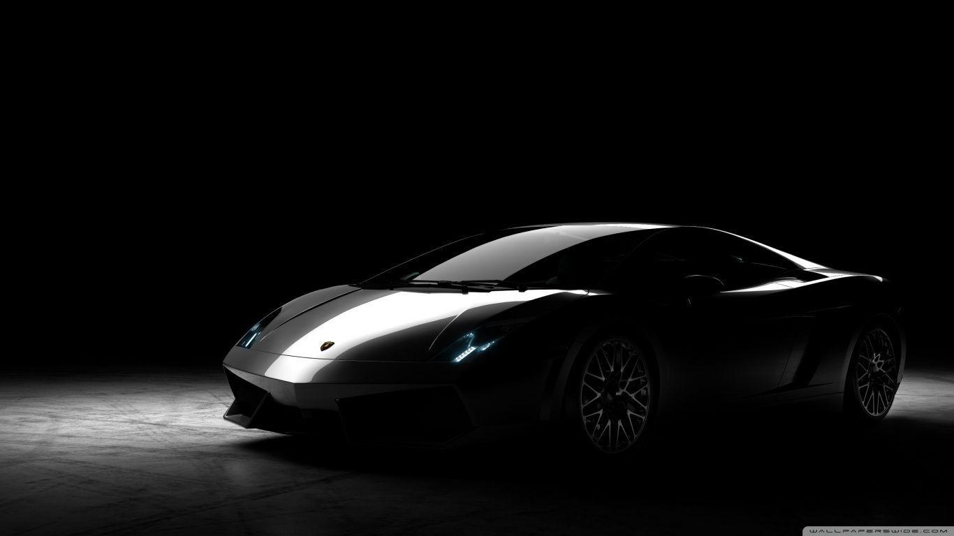 Black And White Lamborghini Wallpapers Wallpaper Cave