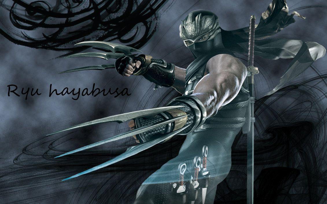 Ninja Gaiden Ryu Hayabusa Fanart Wallpapers Wallpaper Cave