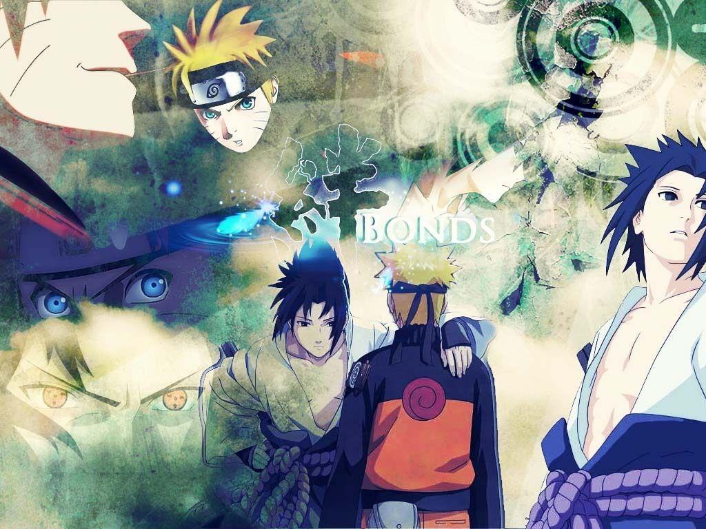Sasuke And Naruto Shippuden Wallpapers Wallpaper Cave