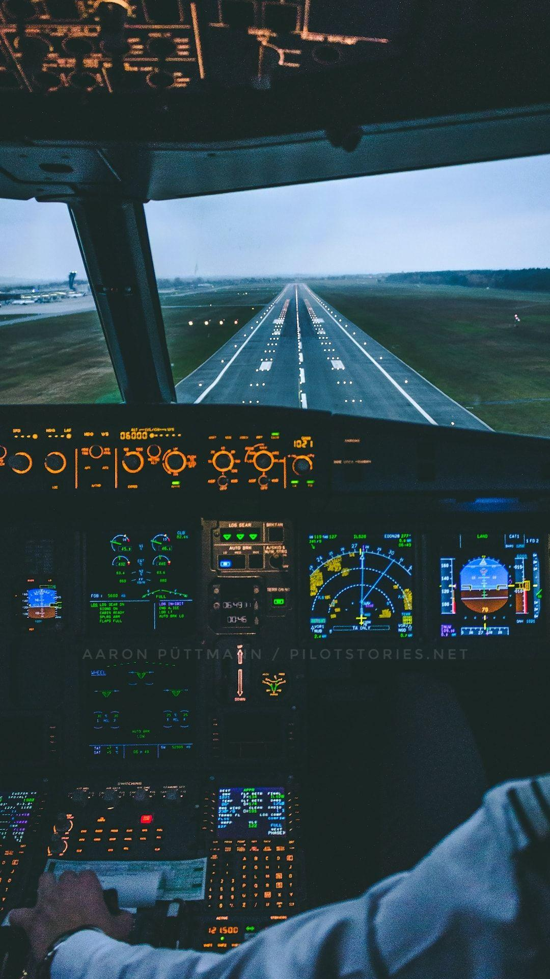 Boeing 777 Cockpit Wallpapers Wallpaper Cave