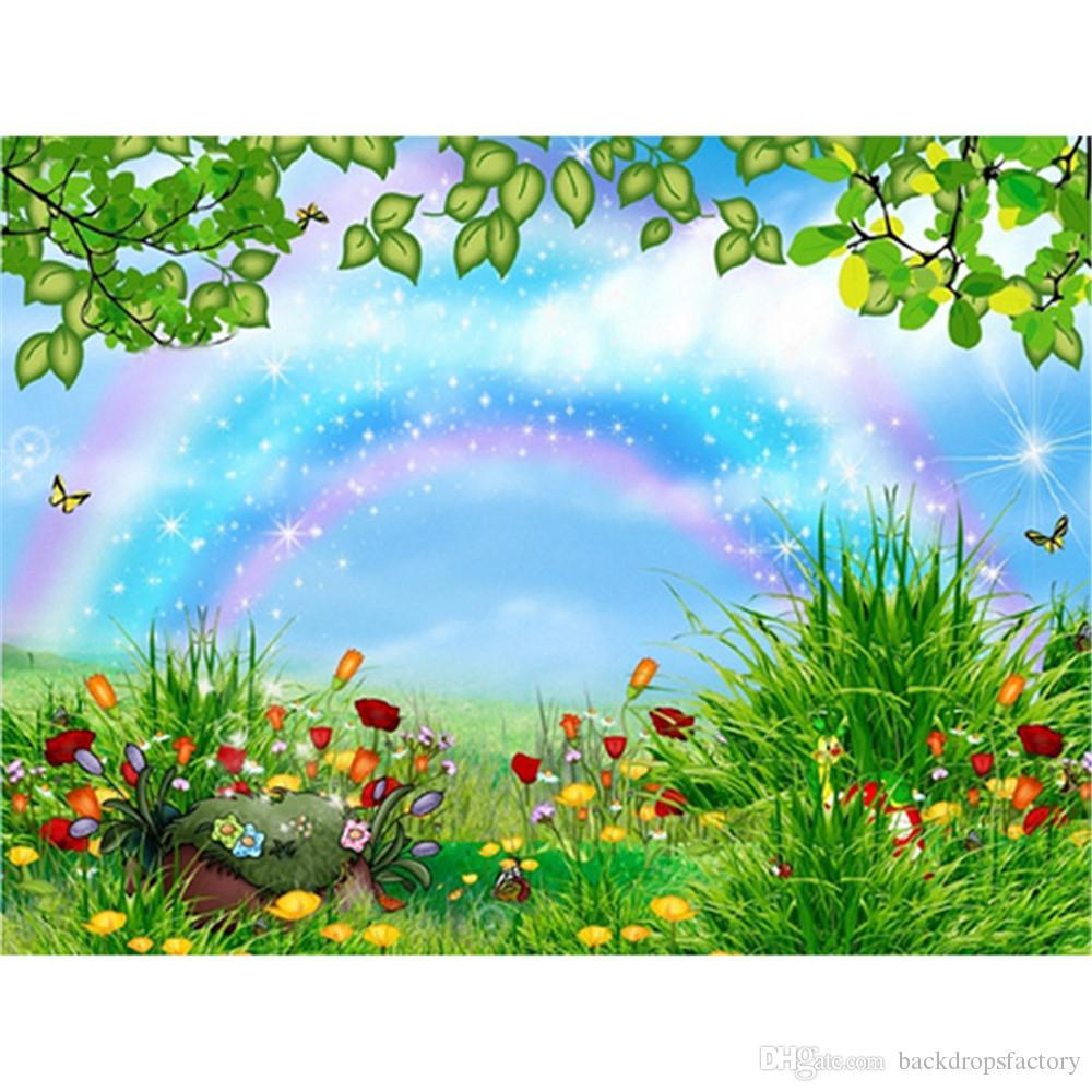 Cartoon Fairy Tale Backgrounds Portrait Wallpaper Cave