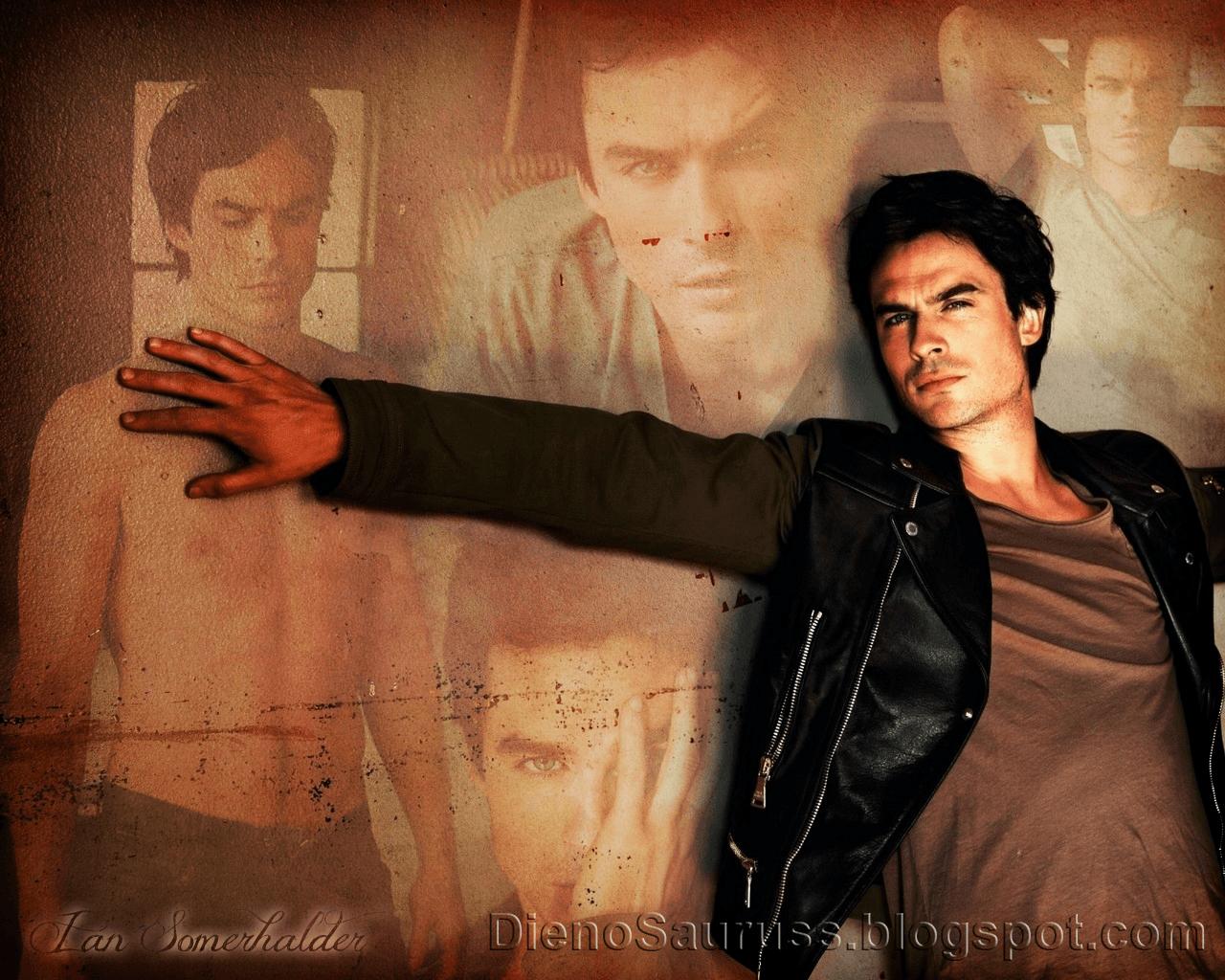 Demon Vampire Diaries Wallpapers Wallpaper Cave