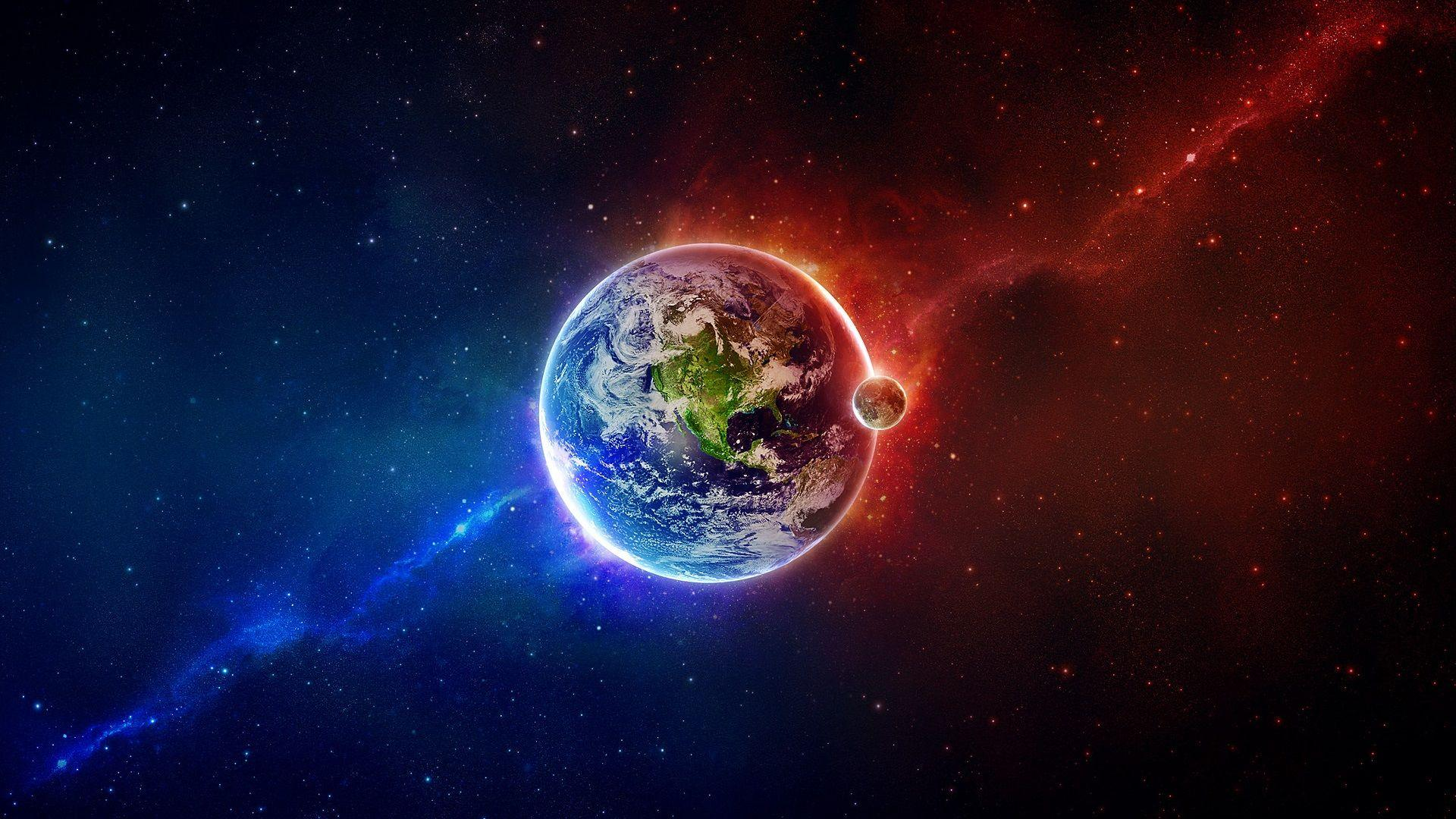 Really Cool Space Wallpapers