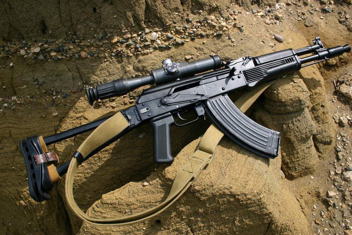 AK47 Guns Wallpapers Group 63