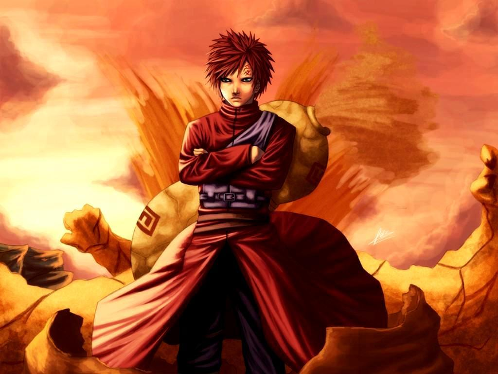 Gaara Kazekage Wallpapers Hd Wallpaper Cave