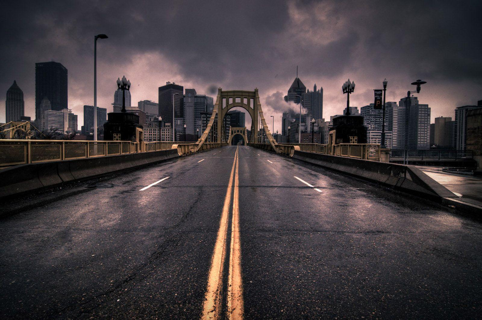 City Road Backgrounds Wallpaper Cave