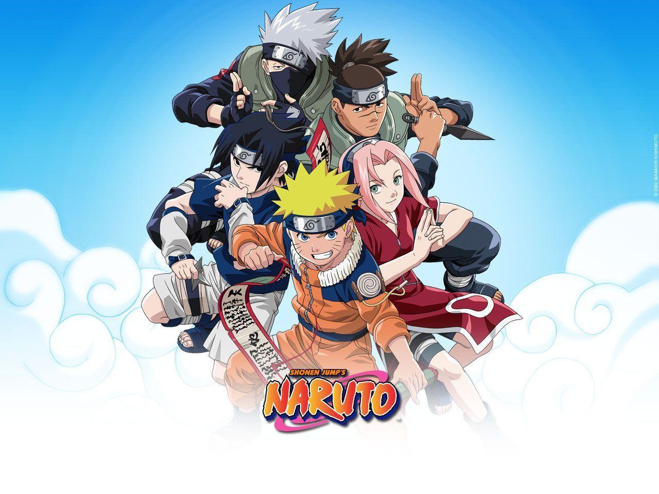 Naruto Character Wallpapers Wallpaper Cave