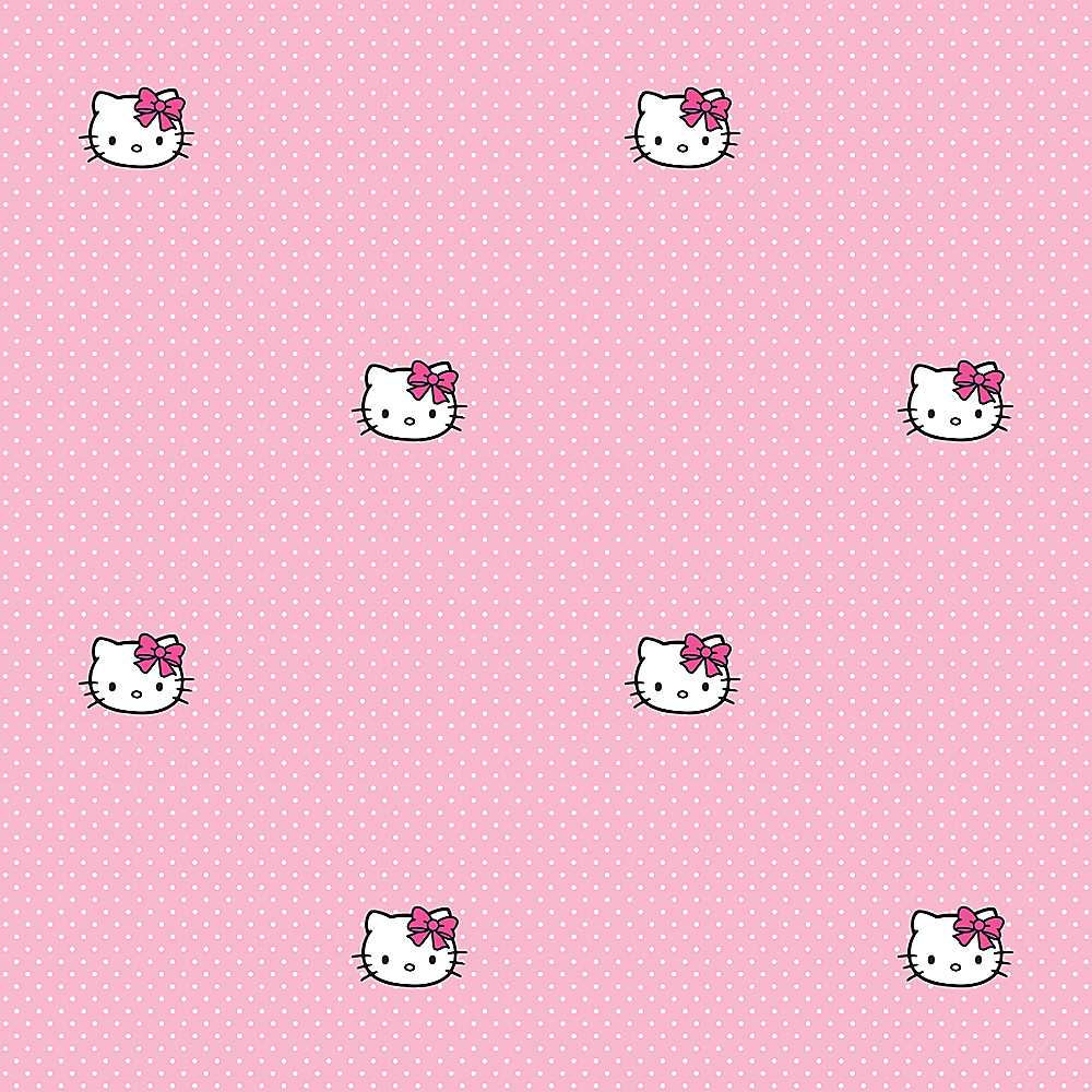 Hello Kitty Backgrounds Pink Wallpaper Cave