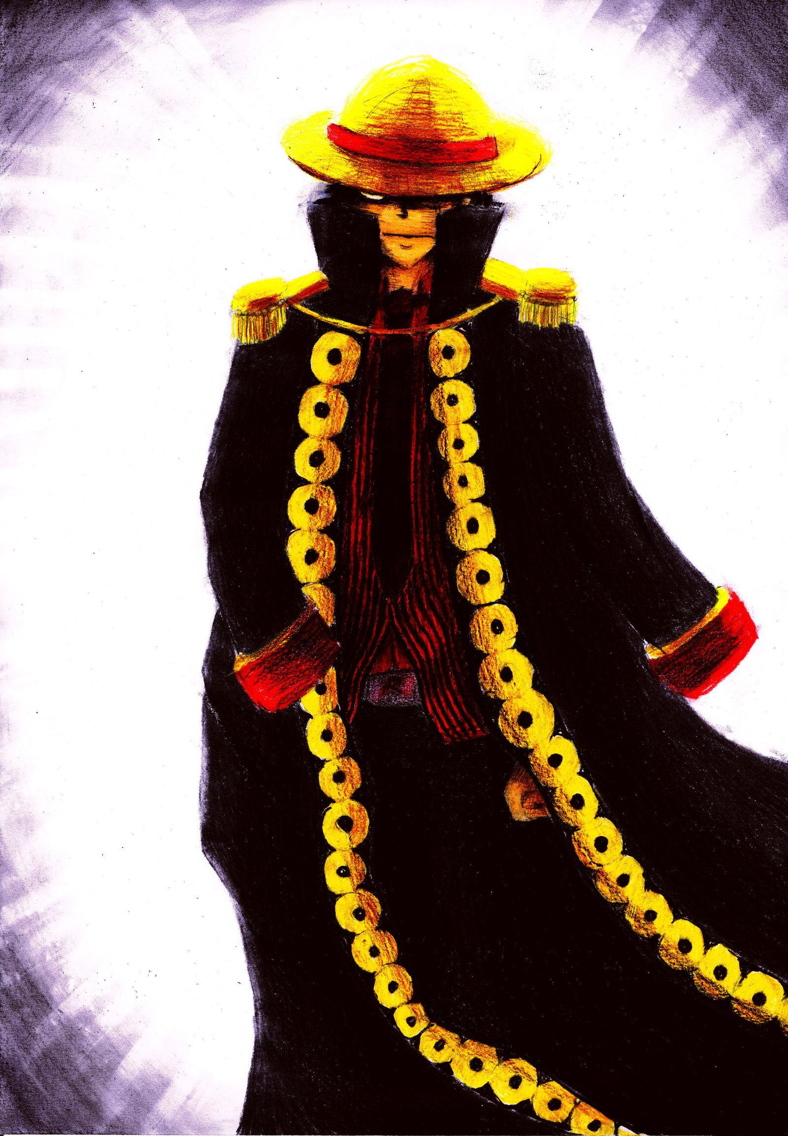 One Piece Strong World Luffy HD Wallpapers - Wallpaper Cave
