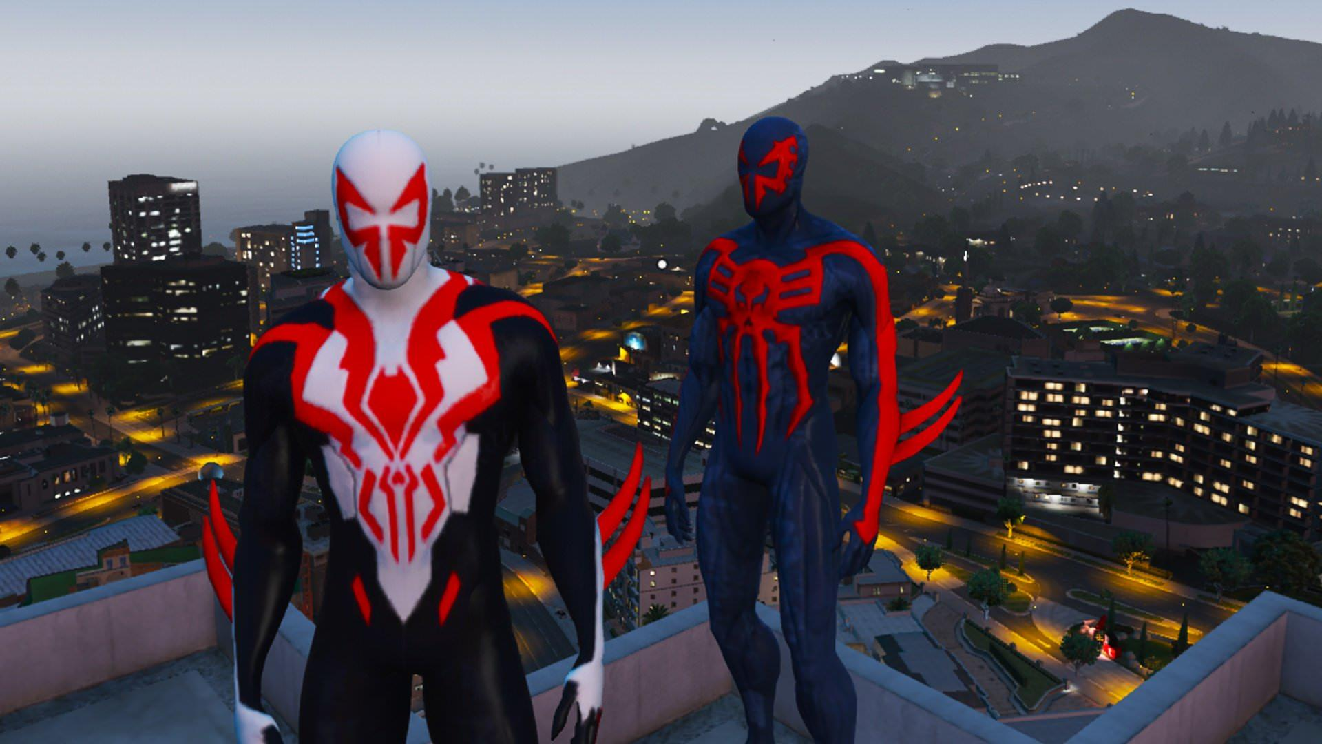 Spiderman 2099 HD Wallpapers
