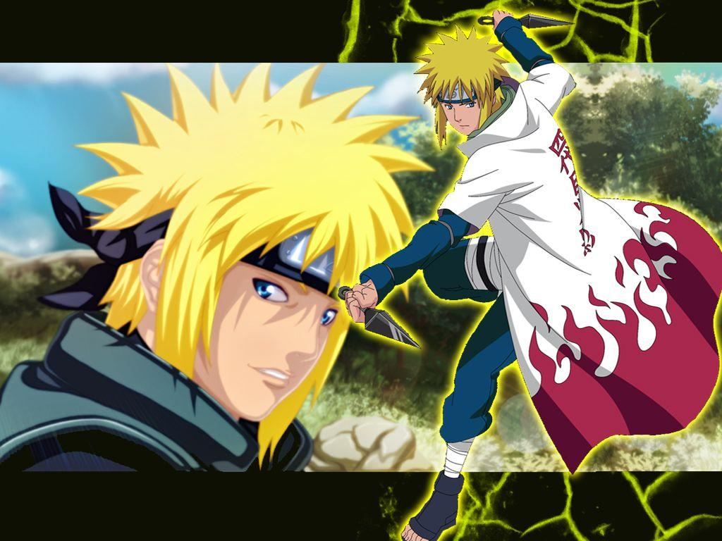 Fourth Hokage Wallpapers Wallpaper Cave