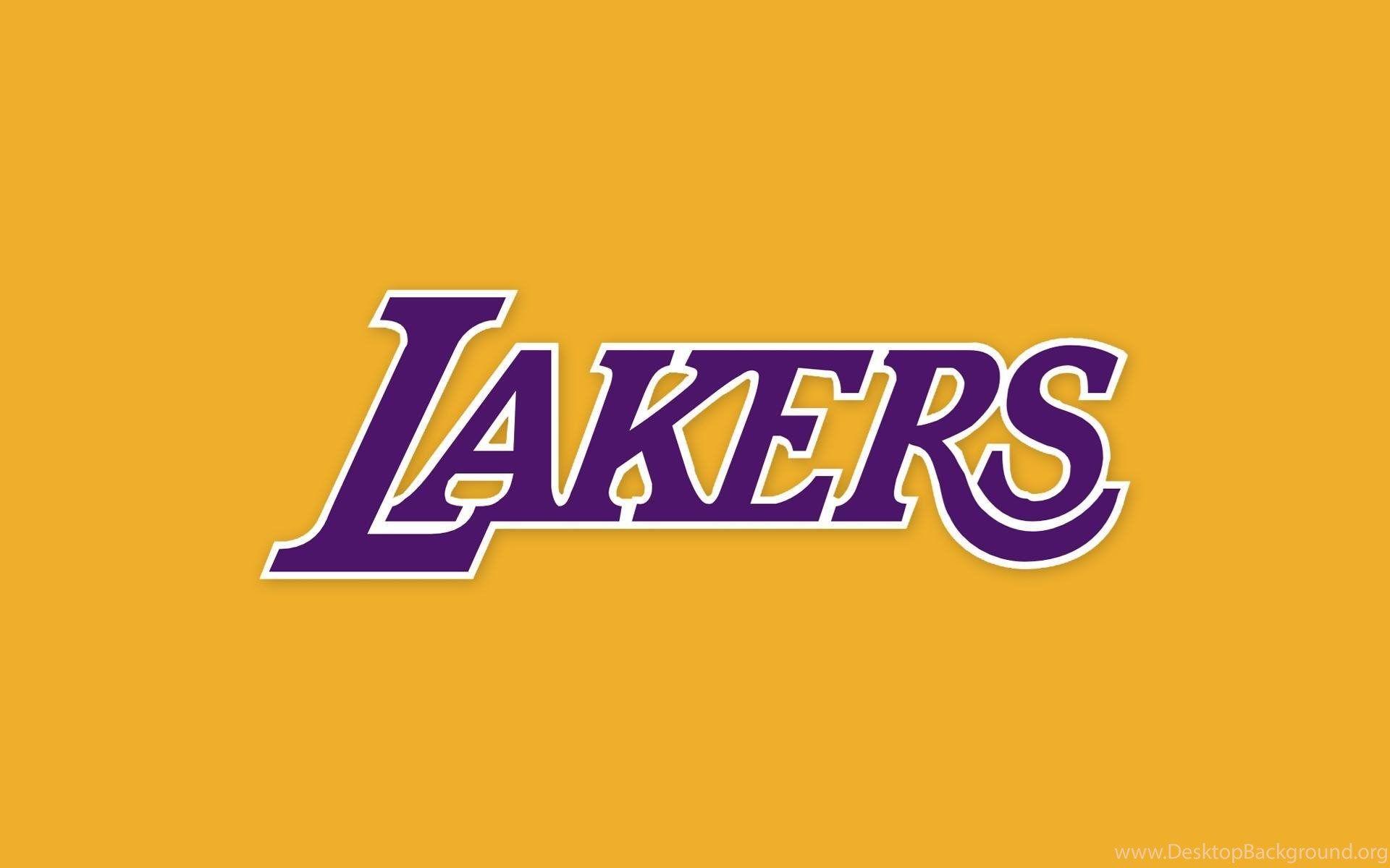 Lakers Logo Wallpapers - Wallpaper Cave