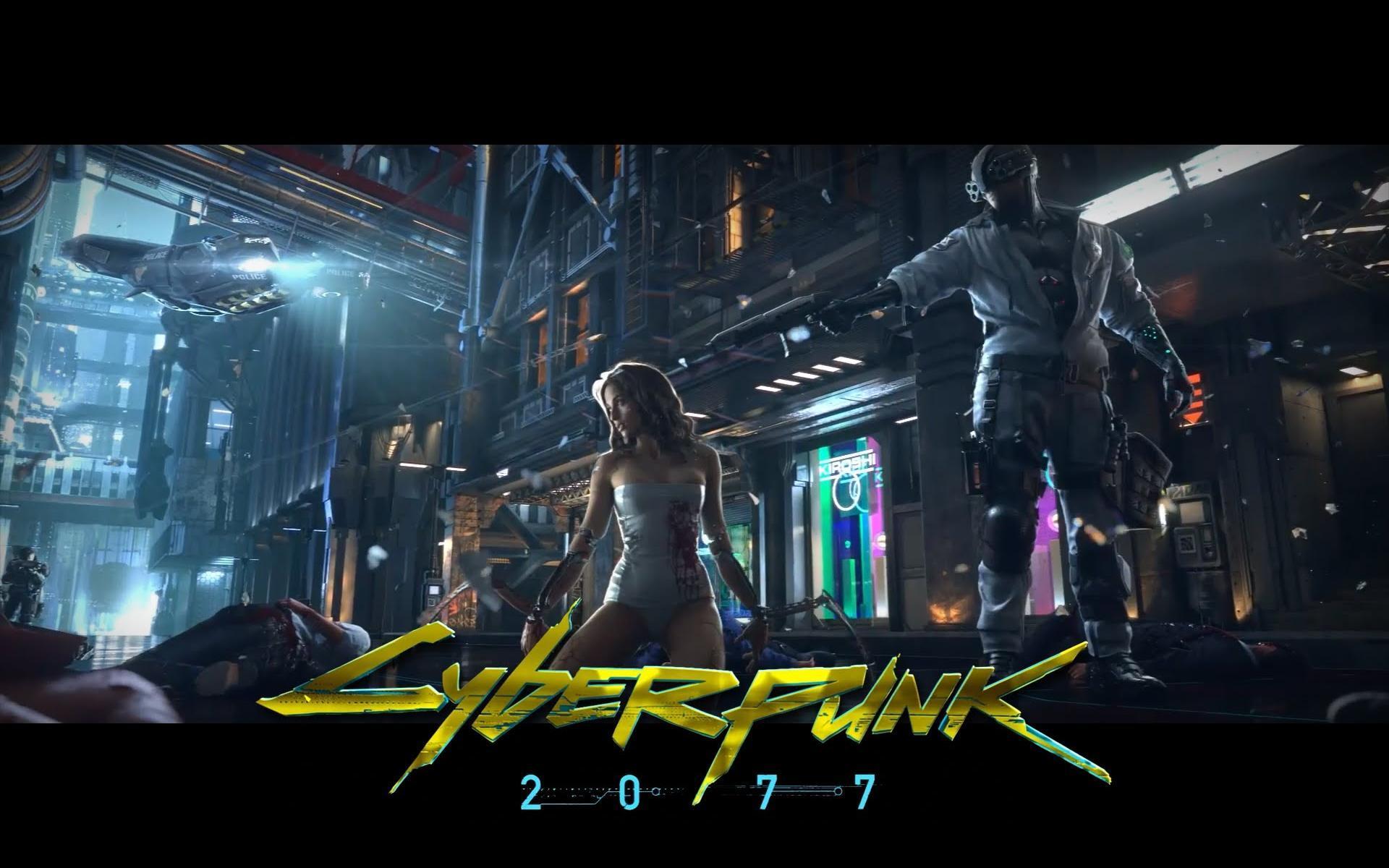 Cyberpunk 2077 Full Hd Wallpapers Hd Wallpaper Cave