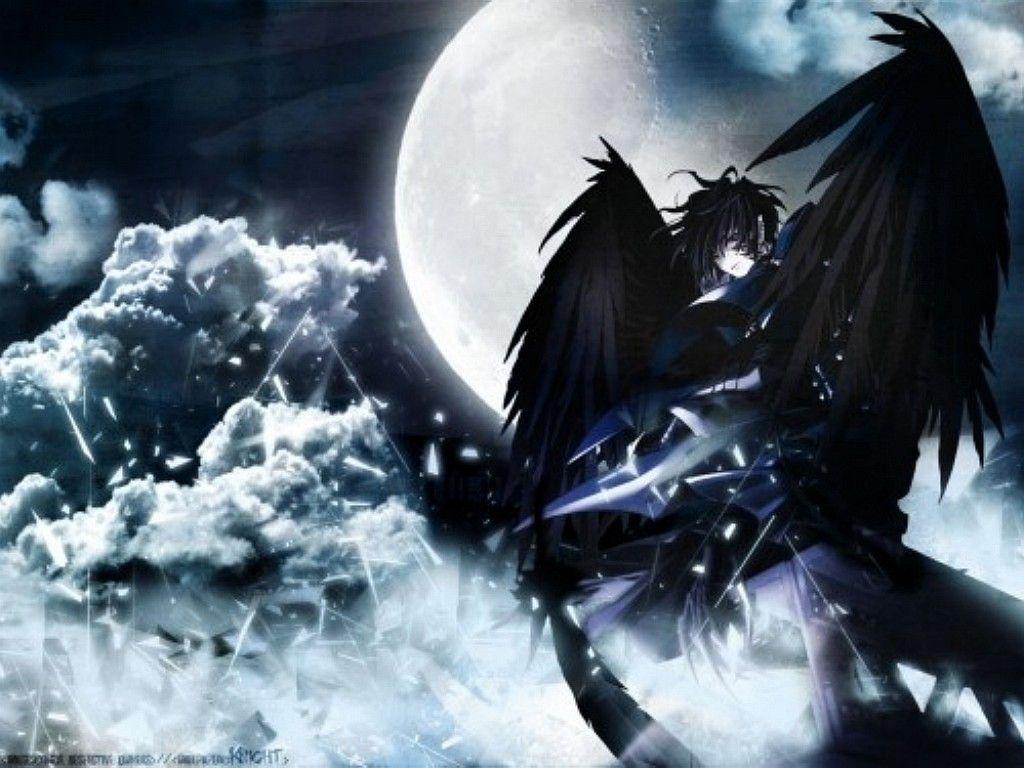 Sad angel anime wallpapers hd wallpaper cave - Sad angel wallpaper ...