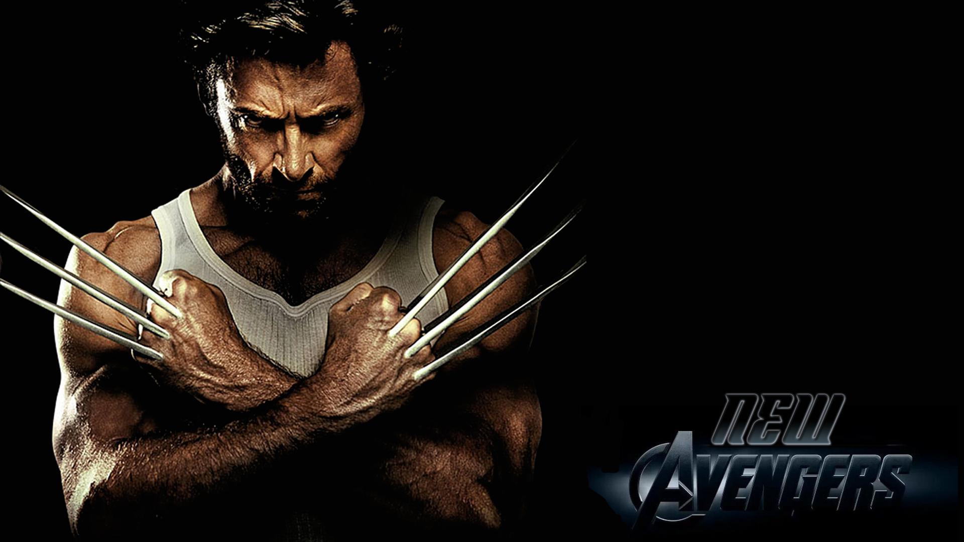 Wolverine Hugh Jackman Wallpapers Hd Wallpaper Cave