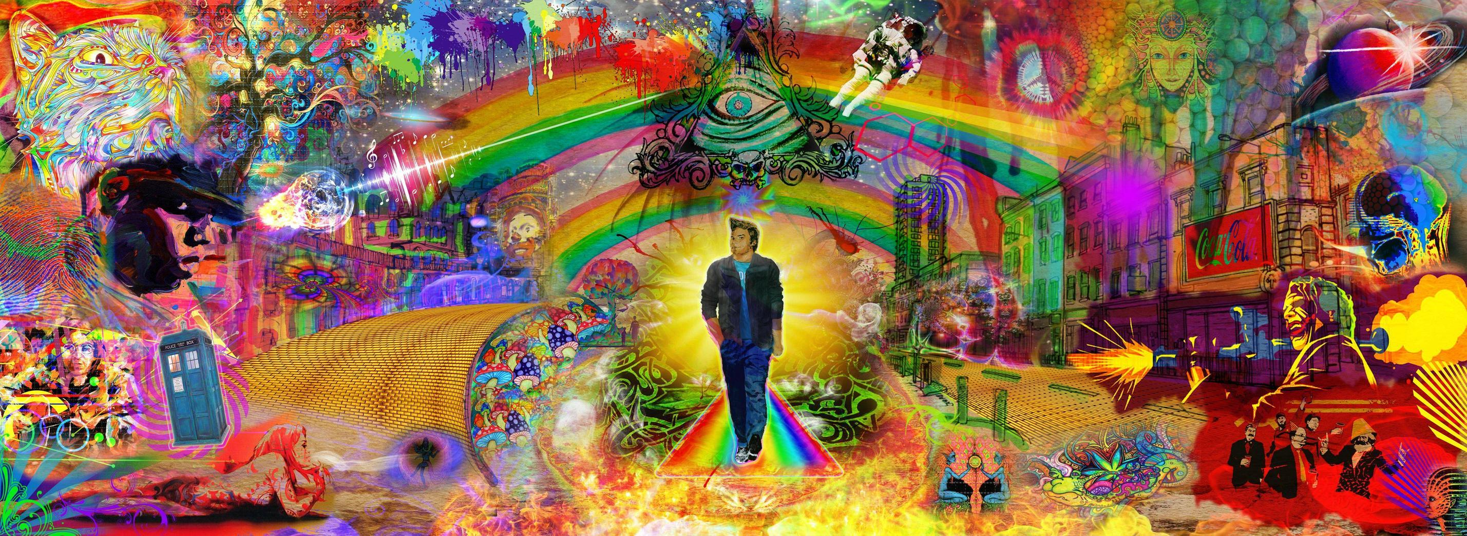 Acid Trip Wallpapers Group 65