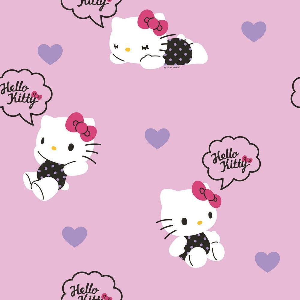Wallpapers Pink Hello Kitty Wallpaper Cave