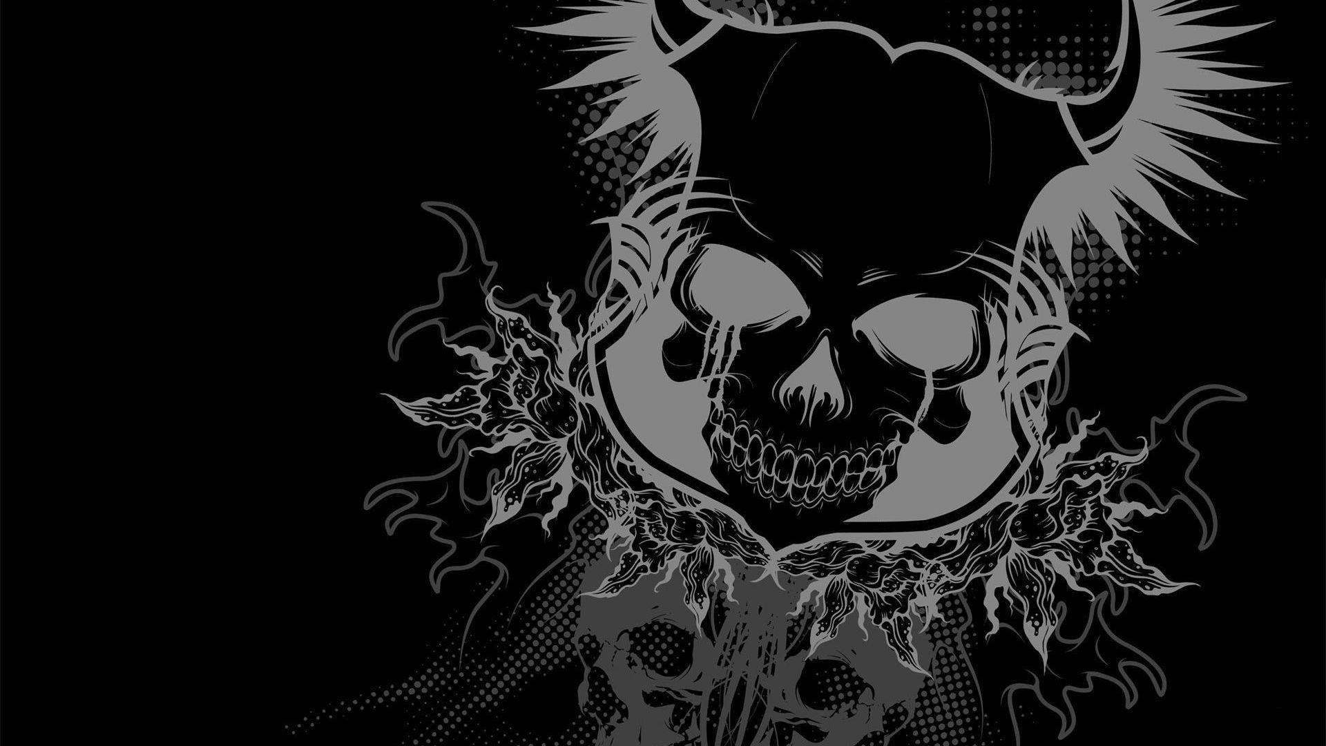 Android Phone Skull Wallpapers
