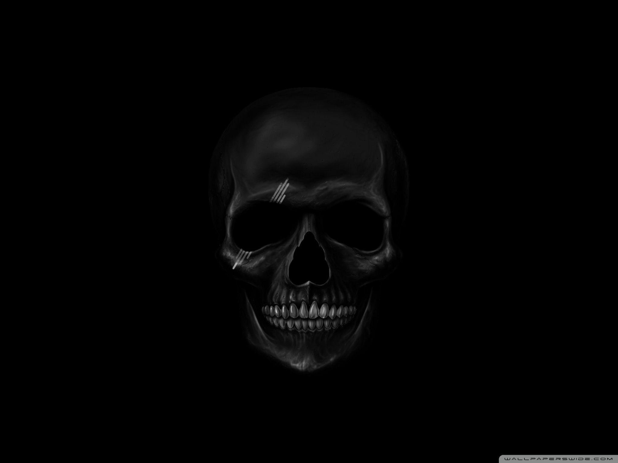 Group of Skull Wallpapers 2048X1536