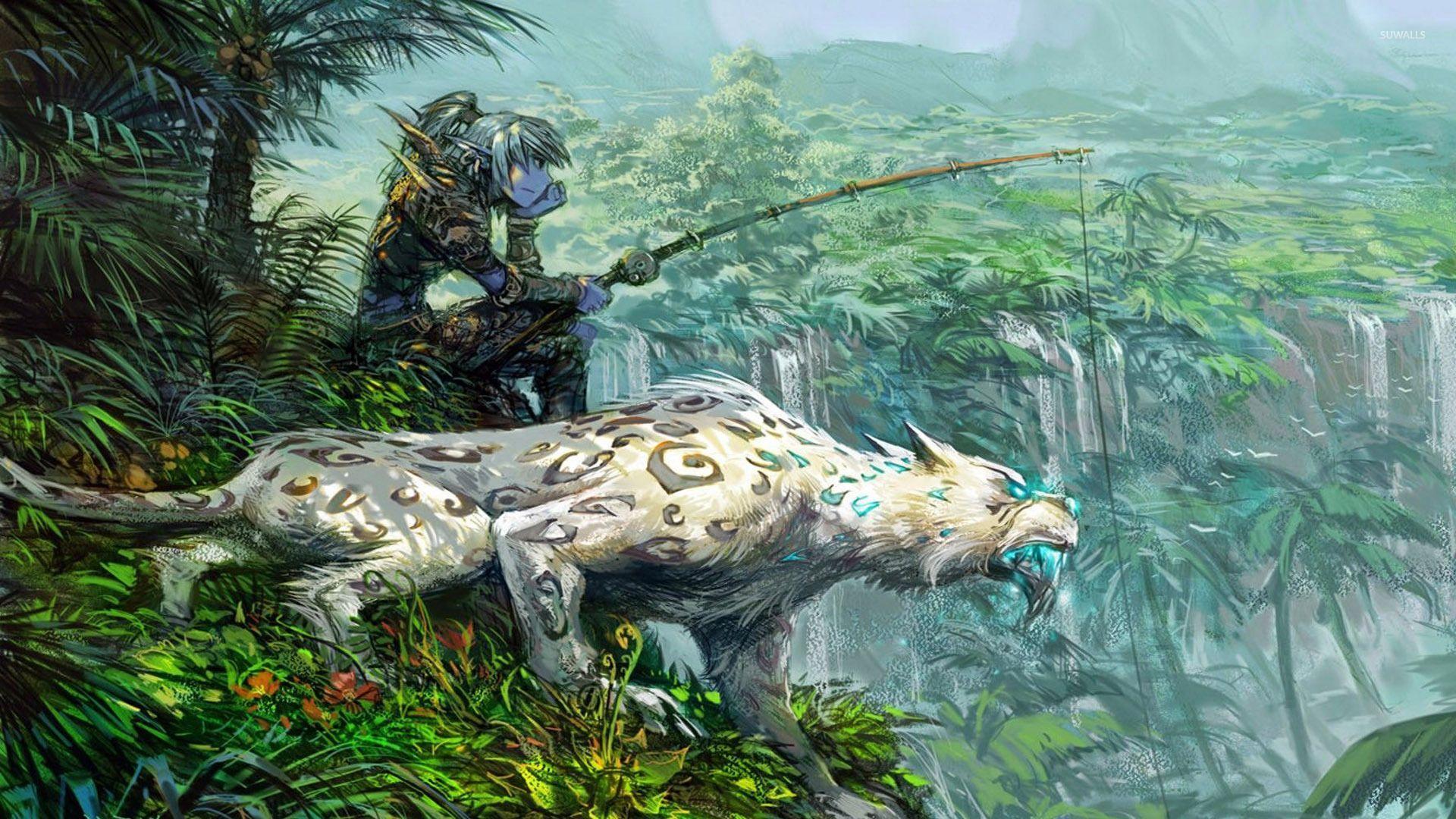 Troll Hunter Teams Background 4