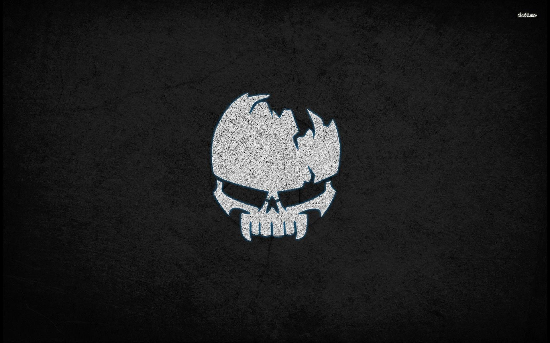 Harley Davidson Skull Wallpapers Hd Wallpaper Cave