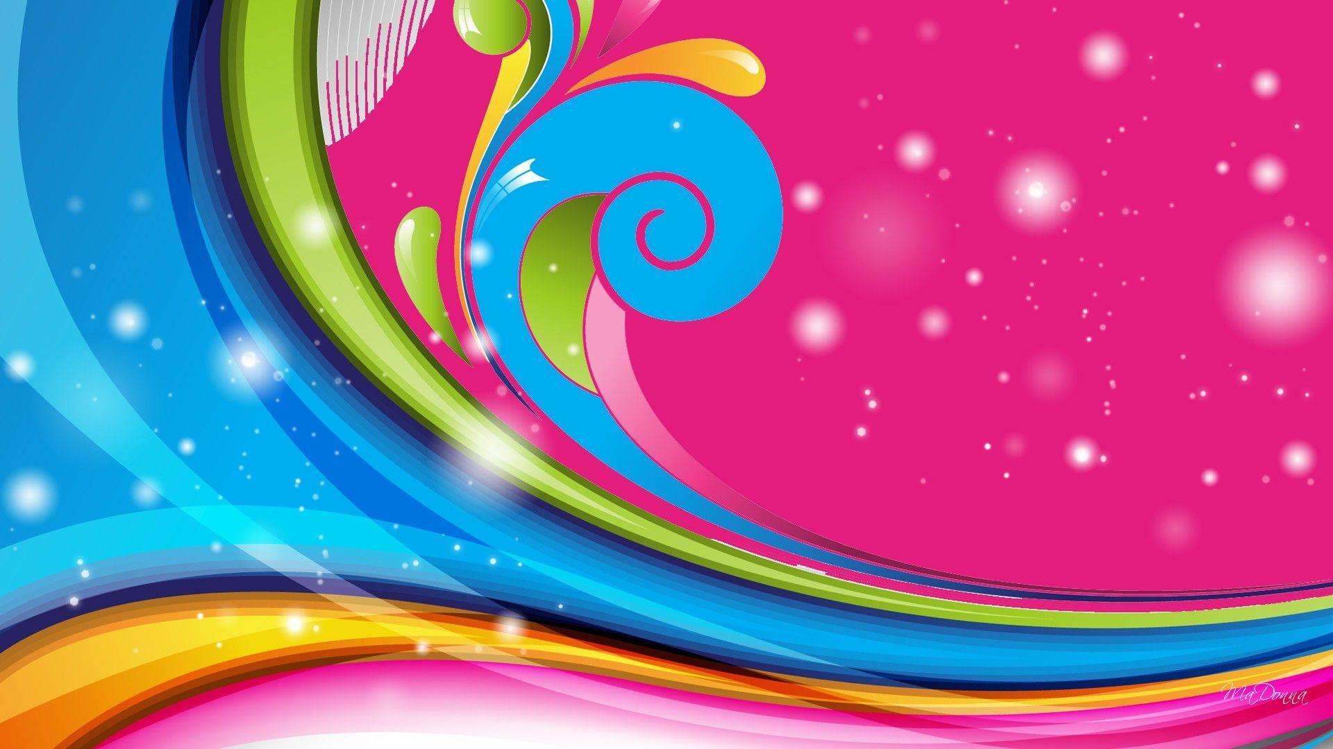Full Colour Wallpaper