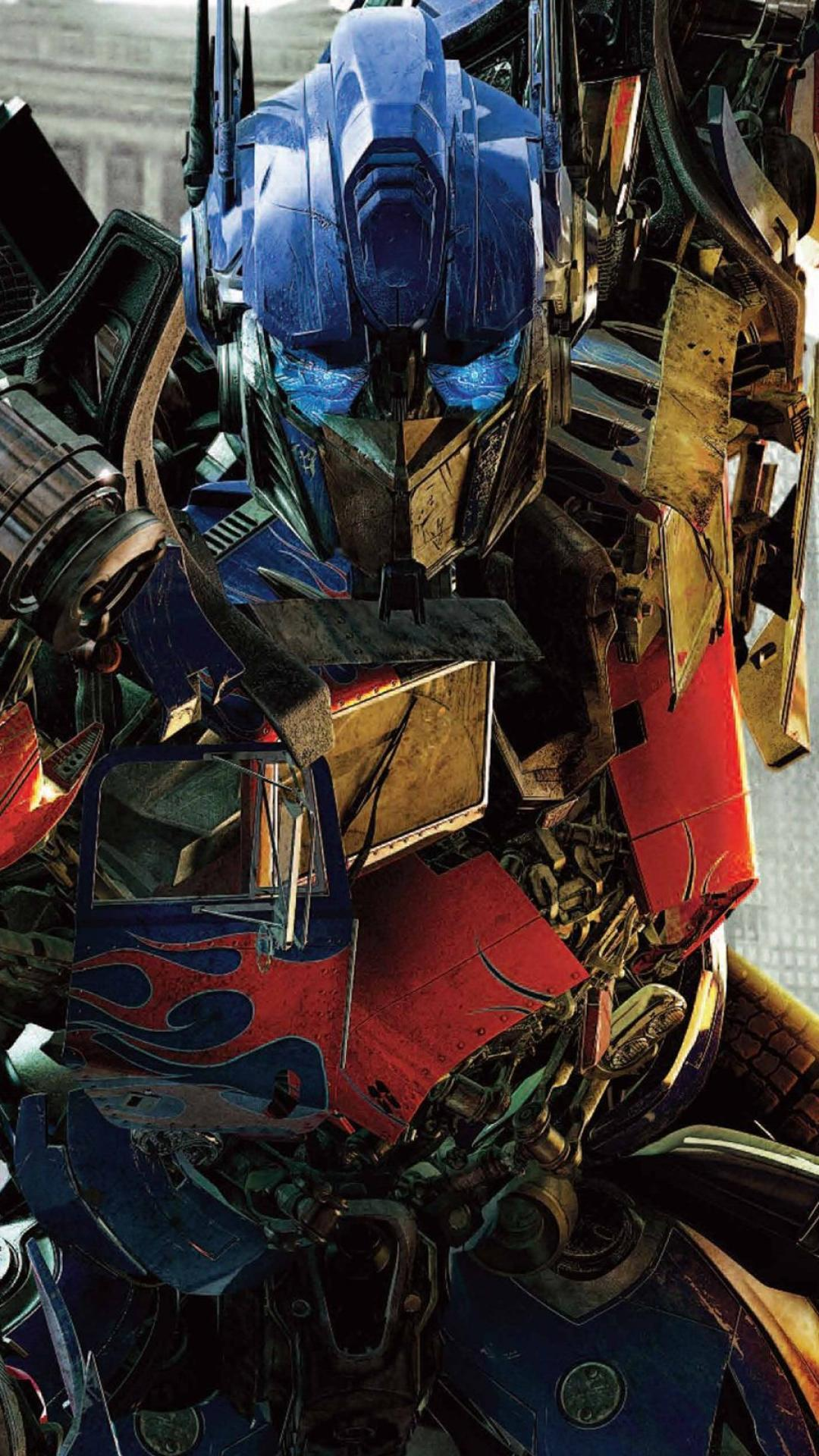 Transformers Optimus Prime HD Wallpapers For Mobile ...
