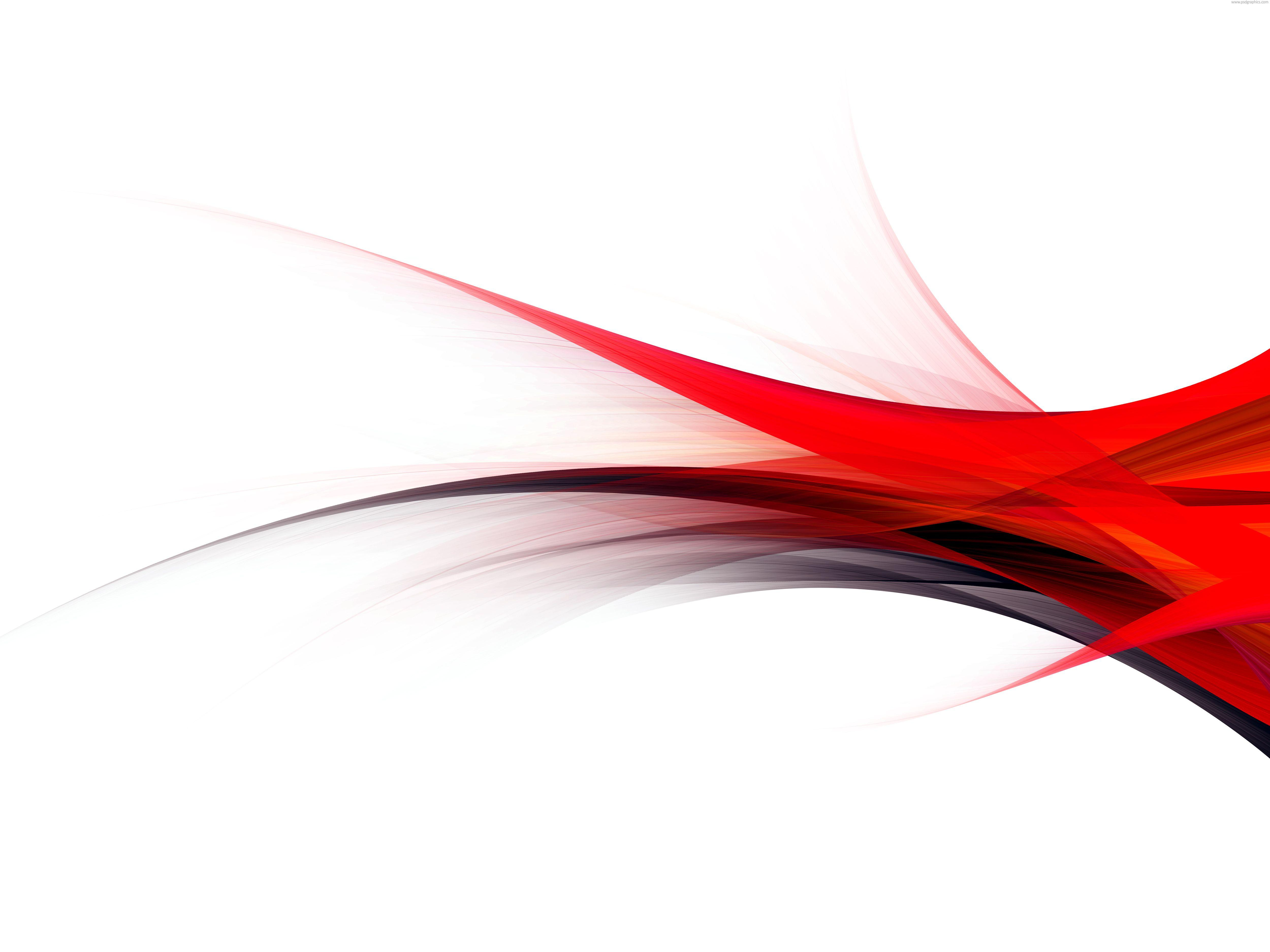 Red And White Abstract Backgrounds HD - Wallpaper Cave